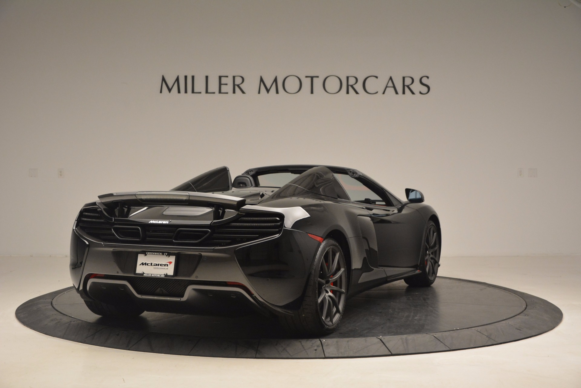 Used 2016 McLaren 650S Spider  For Sale In Greenwich, CT 1103_p7