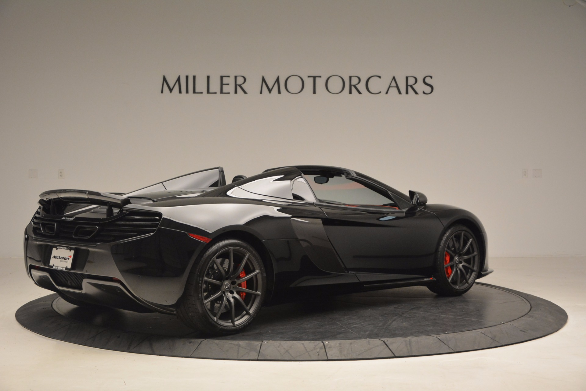 Used 2016 McLaren 650S Spider  For Sale In Greenwich, CT 1103_p8