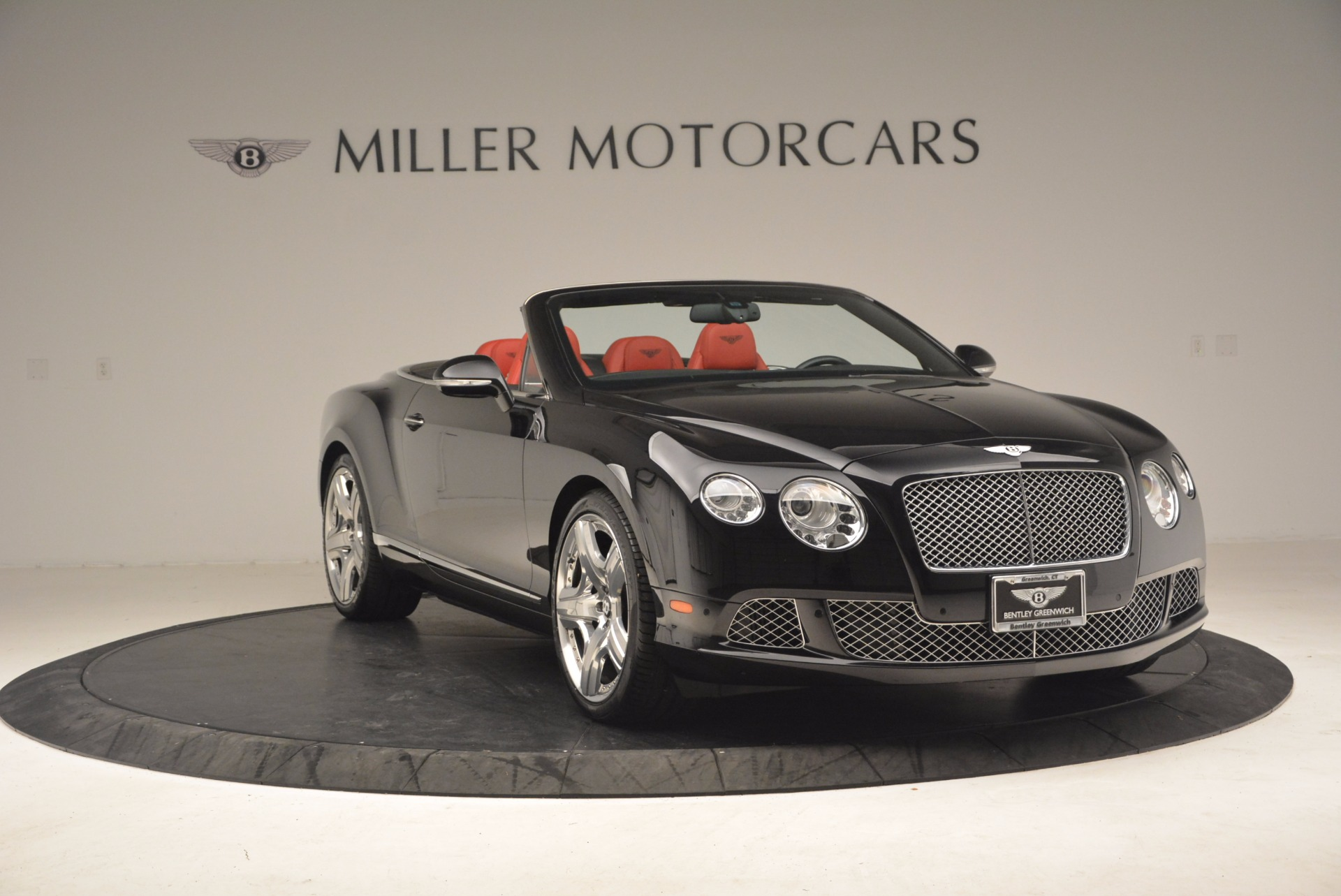 Used 2012 Bentley Continental GT W12 Convertible For Sale In Greenwich, CT 1104_p11