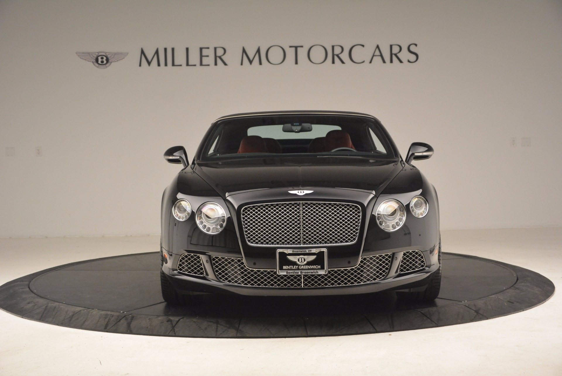 Used 2012 Bentley Continental GT W12 Convertible For Sale In Greenwich, CT 1104_p13