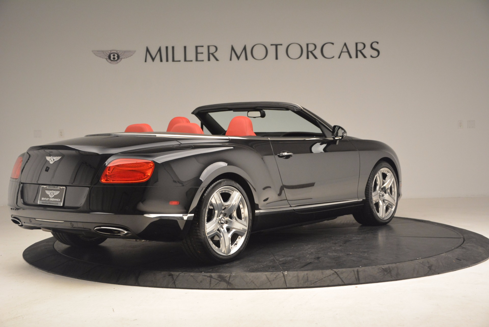 Used 2012 Bentley Continental GT W12 Convertible For Sale In Greenwich, CT 1104_p8