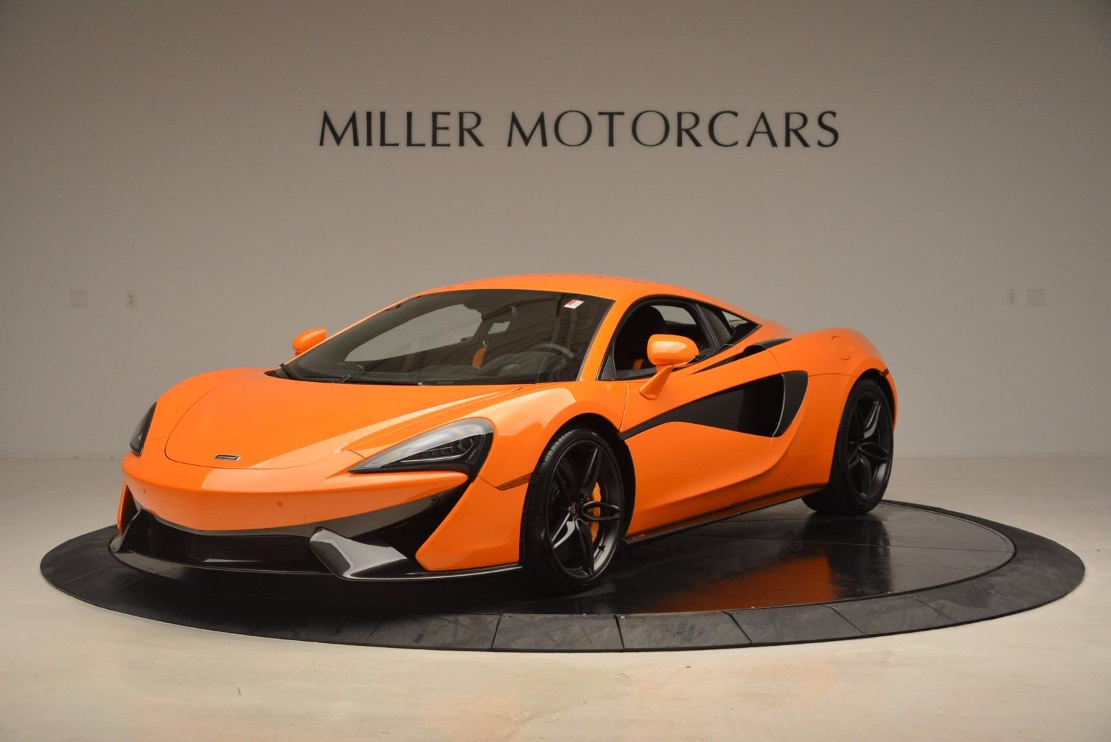 New 2017 McLaren 570S  For Sale In Greenwich, CT 1105_main