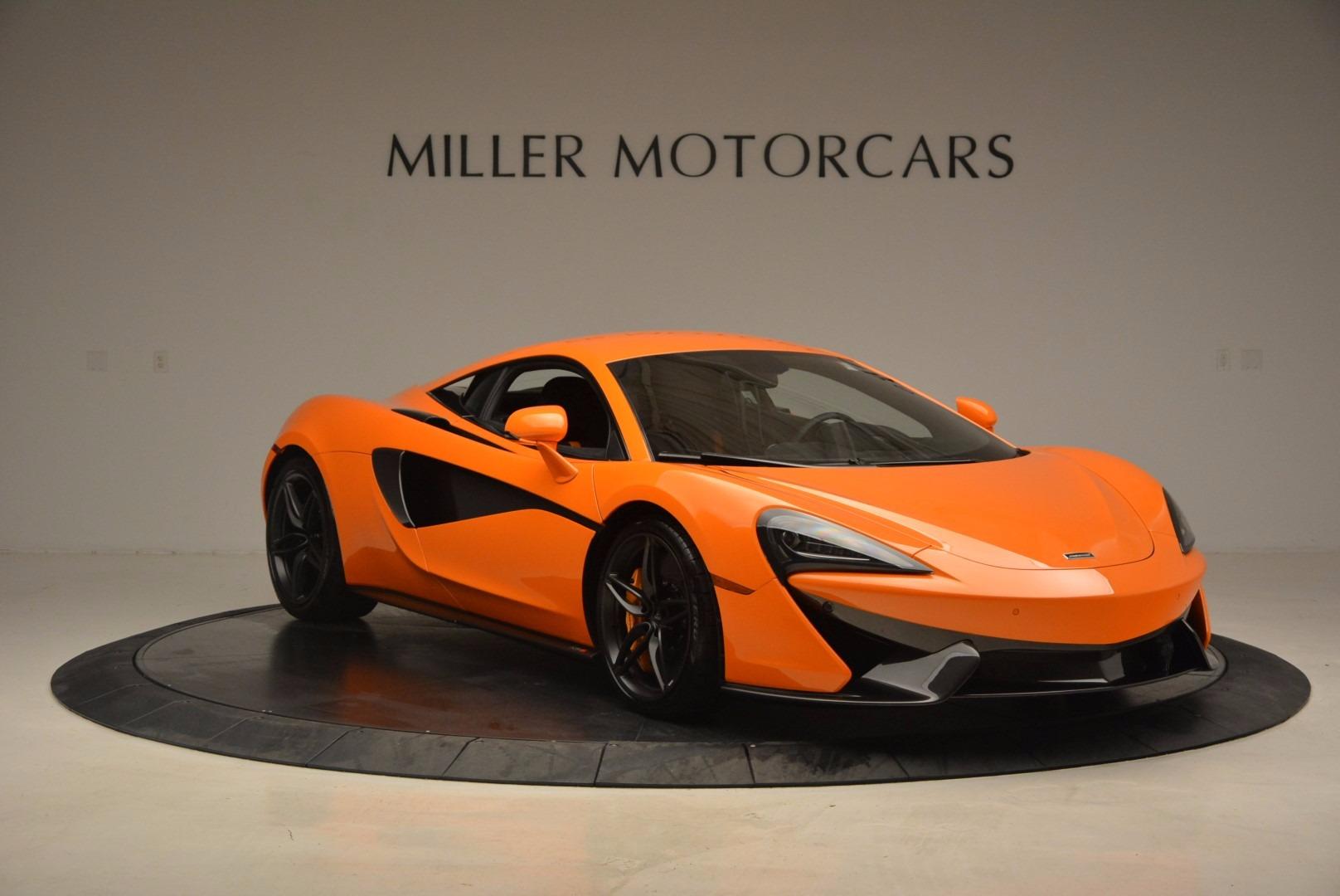 New 2017 McLaren 570S  For Sale In Greenwich, CT 1105_p11