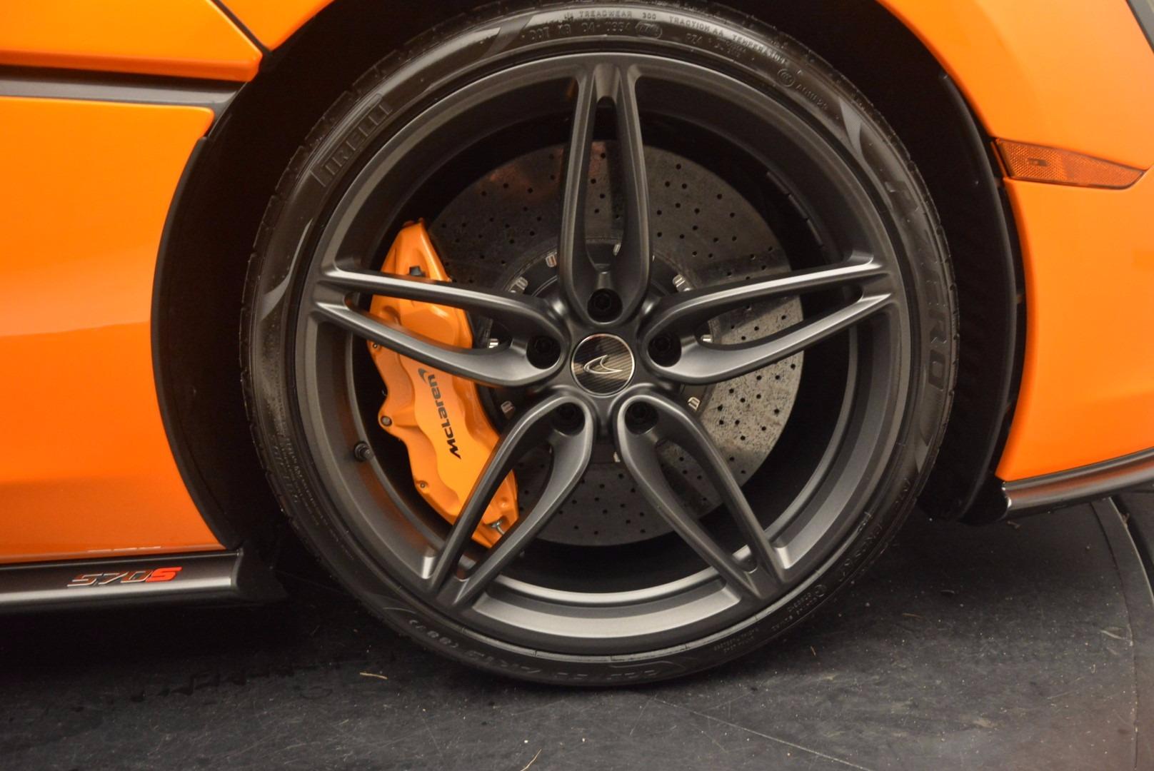 New 2017 McLaren 570S  For Sale In Greenwich, CT 1105_p21