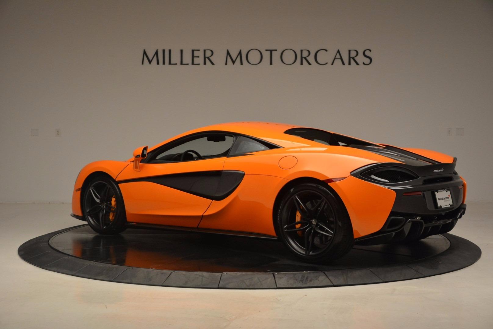 New 2017 McLaren 570S  For Sale In Greenwich, CT 1105_p4