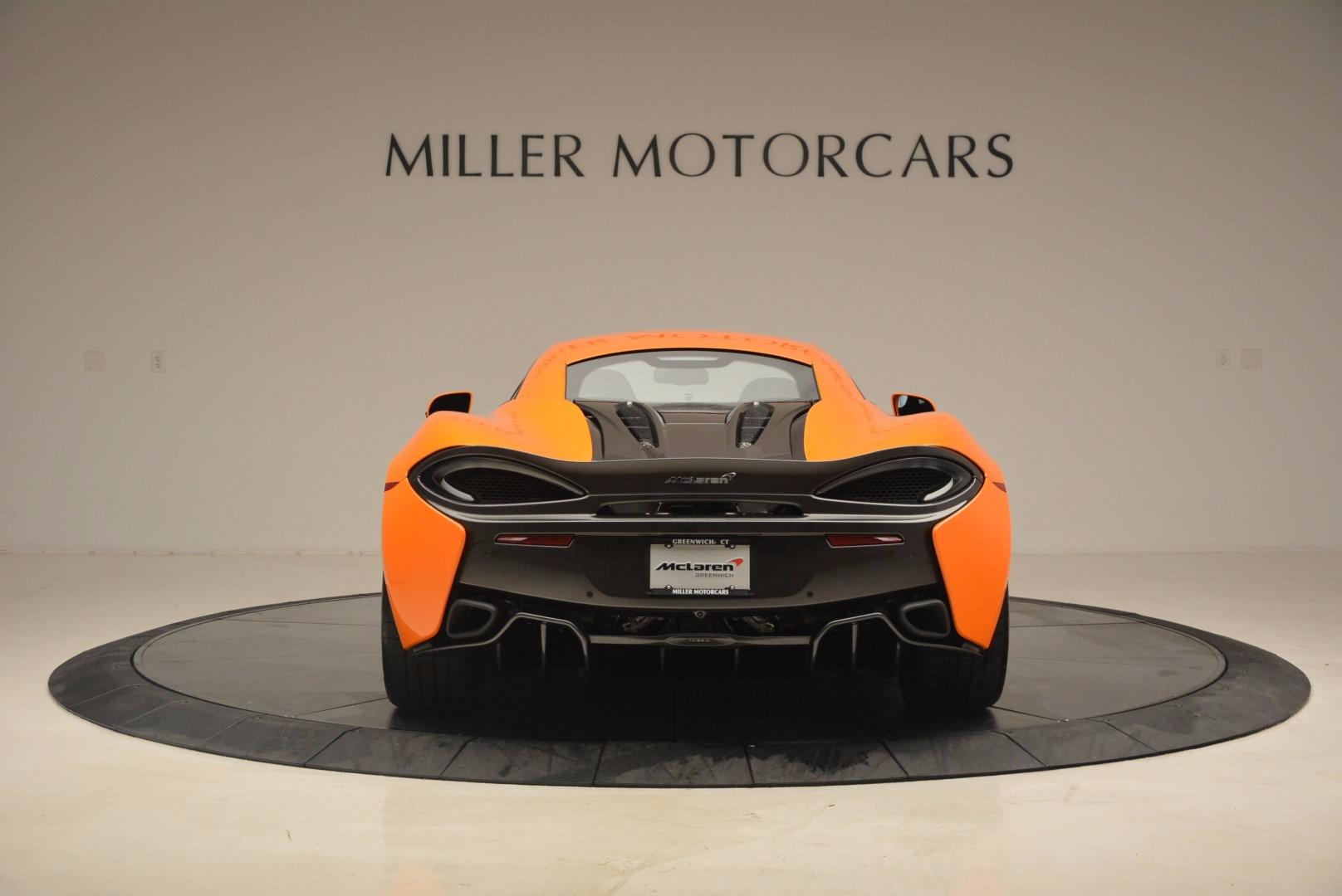 New 2017 McLaren 570S  For Sale In Greenwich, CT 1105_p6