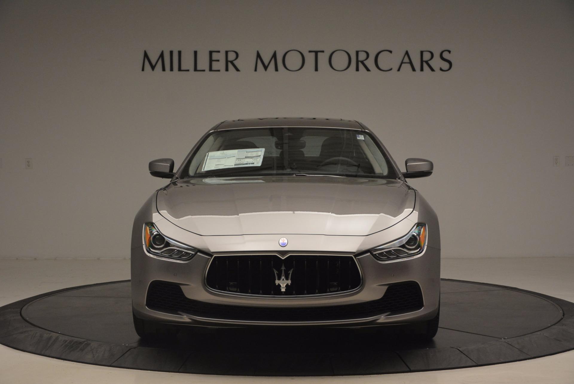 New 2017 Maserati Ghibli SQ4 For Sale In Greenwich, CT 1109_p12