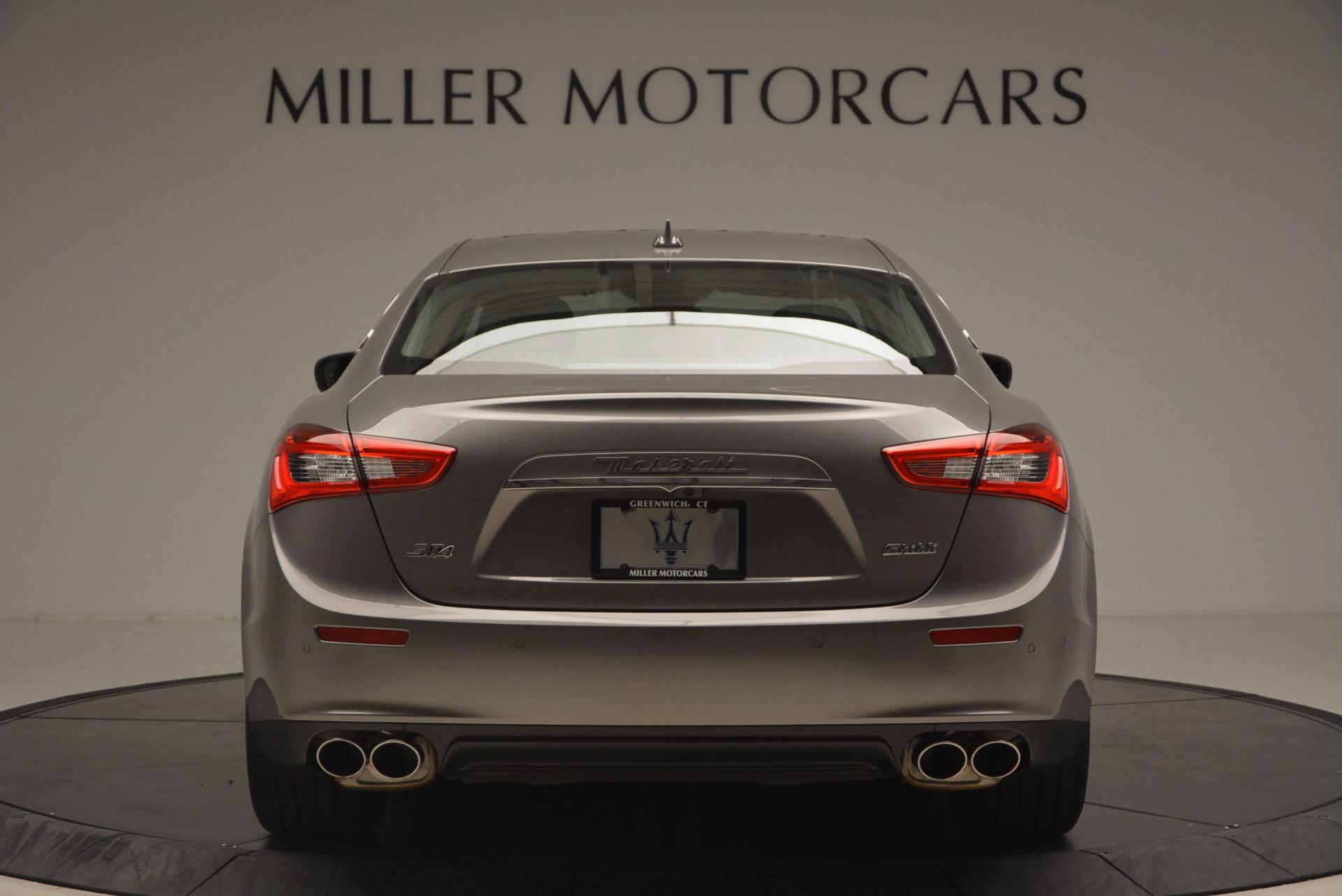 New 2017 Maserati Ghibli SQ4 For Sale In Greenwich, CT 1109_p6