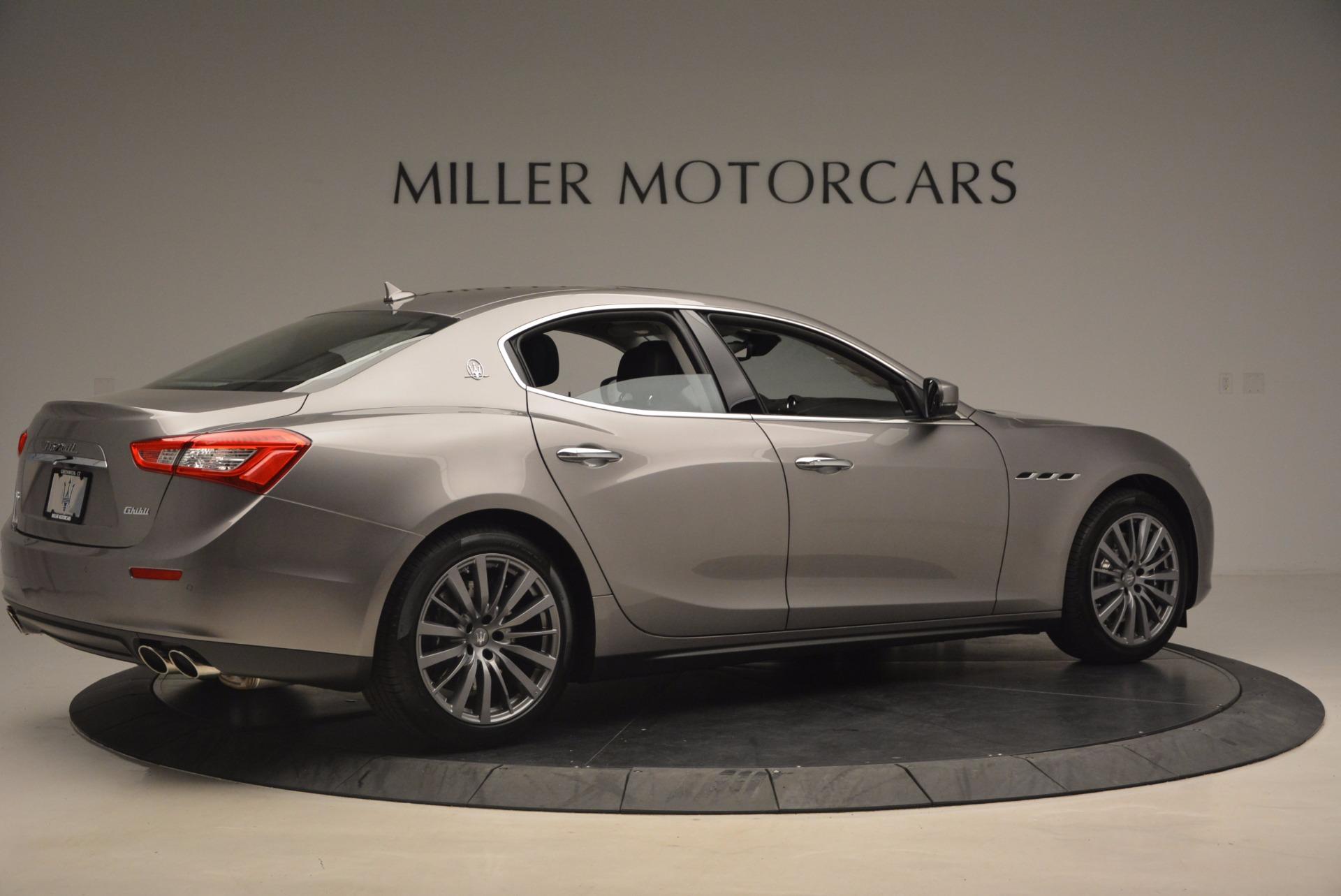 New 2017 Maserati Ghibli SQ4 For Sale In Greenwich, CT 1109_p8