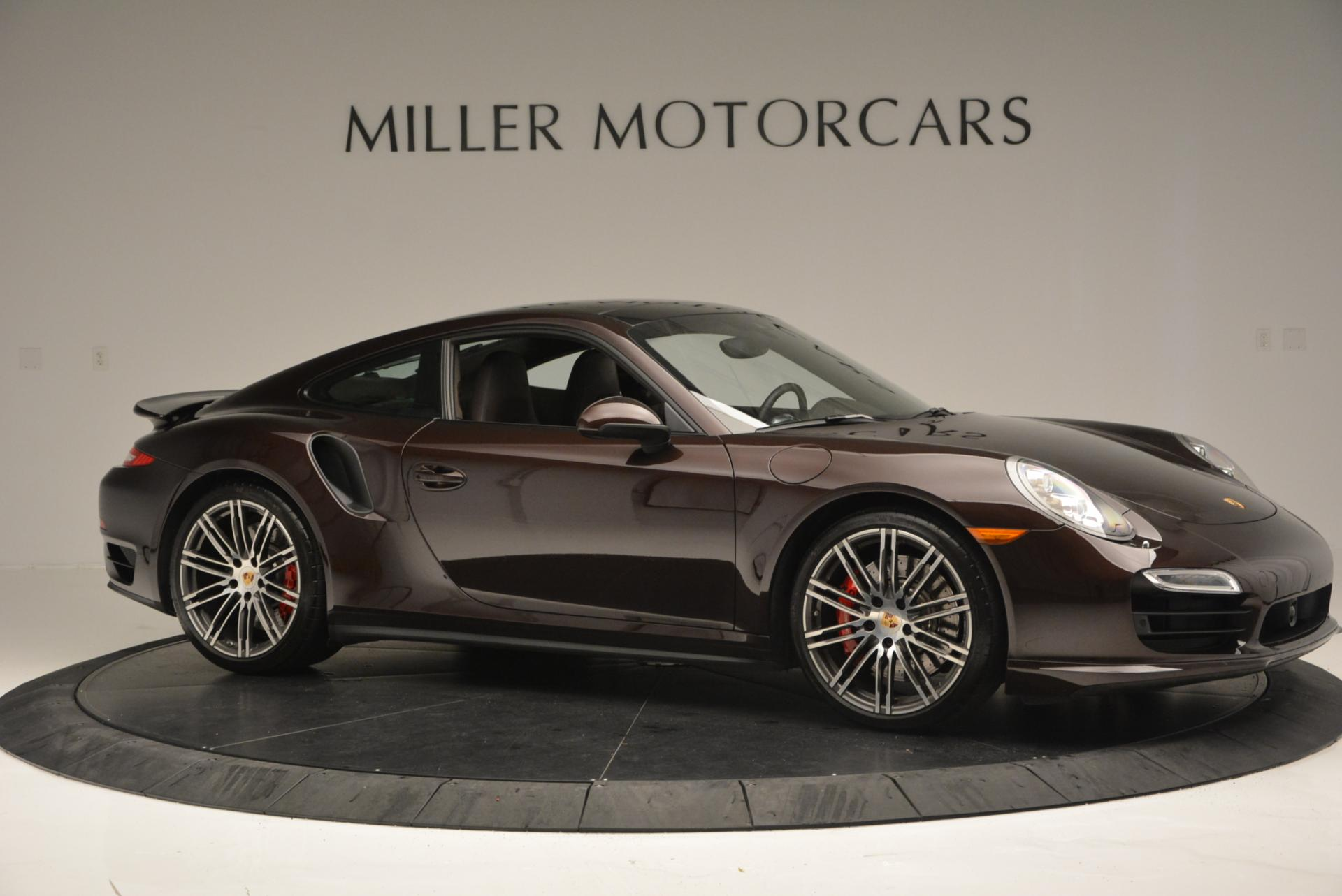 Used 2014 Porsche 911 Turbo For Sale In Greenwich, CT 111_p13