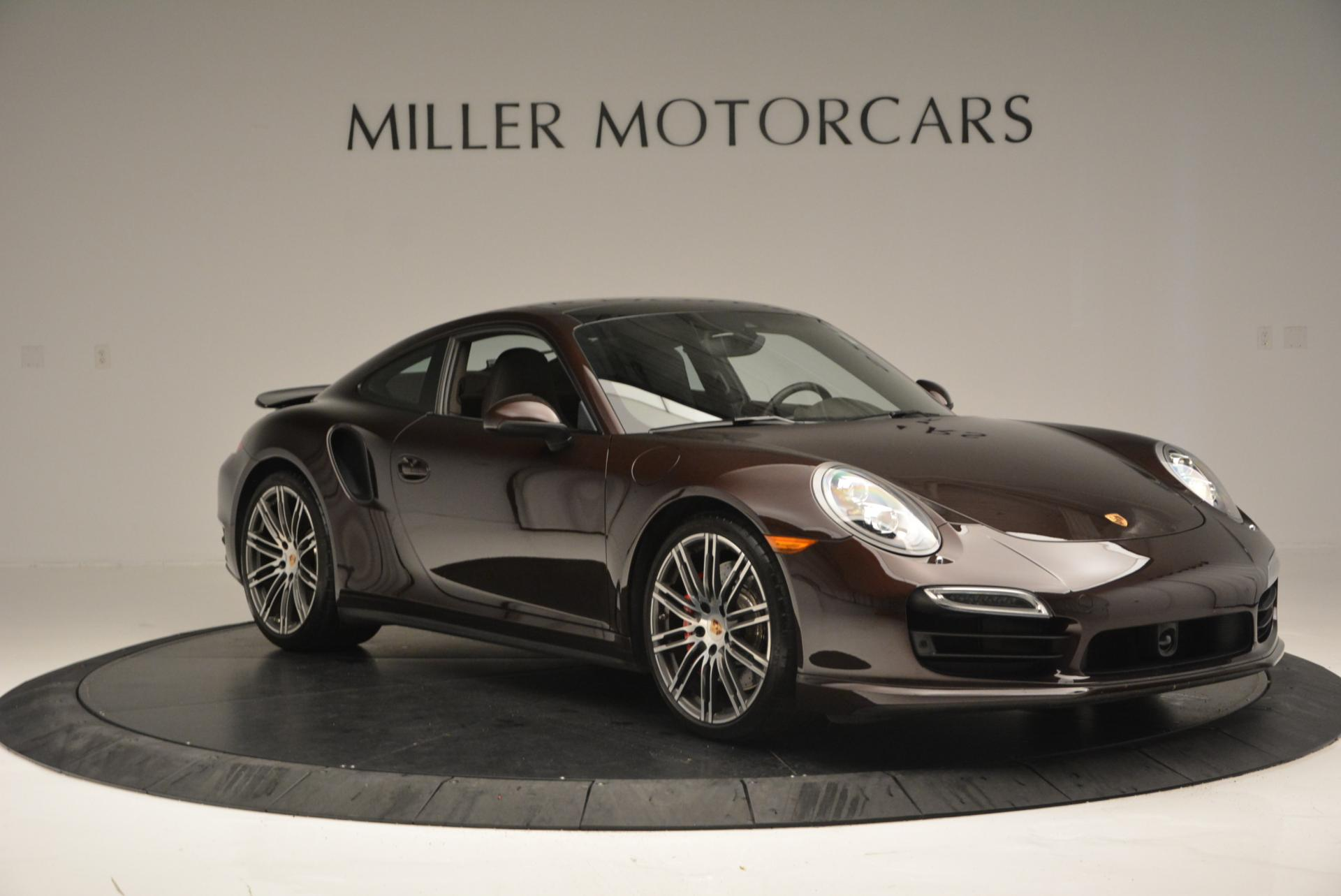 Used 2014 Porsche 911 Turbo For Sale In Greenwich, CT 111_p14