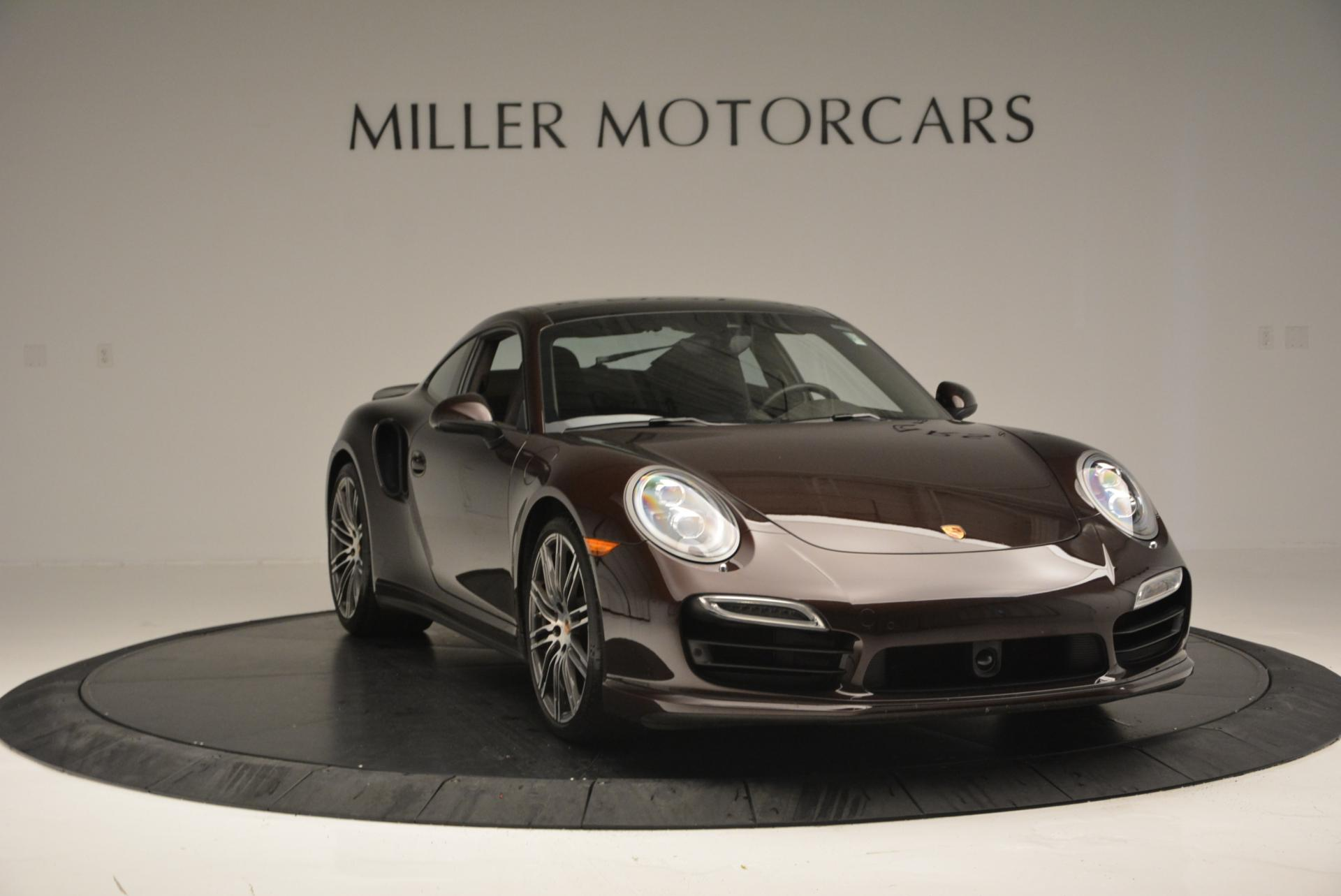 Used 2014 Porsche 911 Turbo For Sale In Greenwich, CT 111_p15