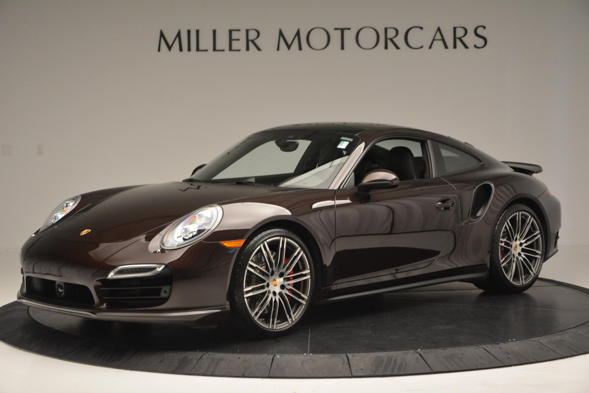 Used 2014 Porsche 911 Turbo For Sale In Greenwich, CT 111_p2