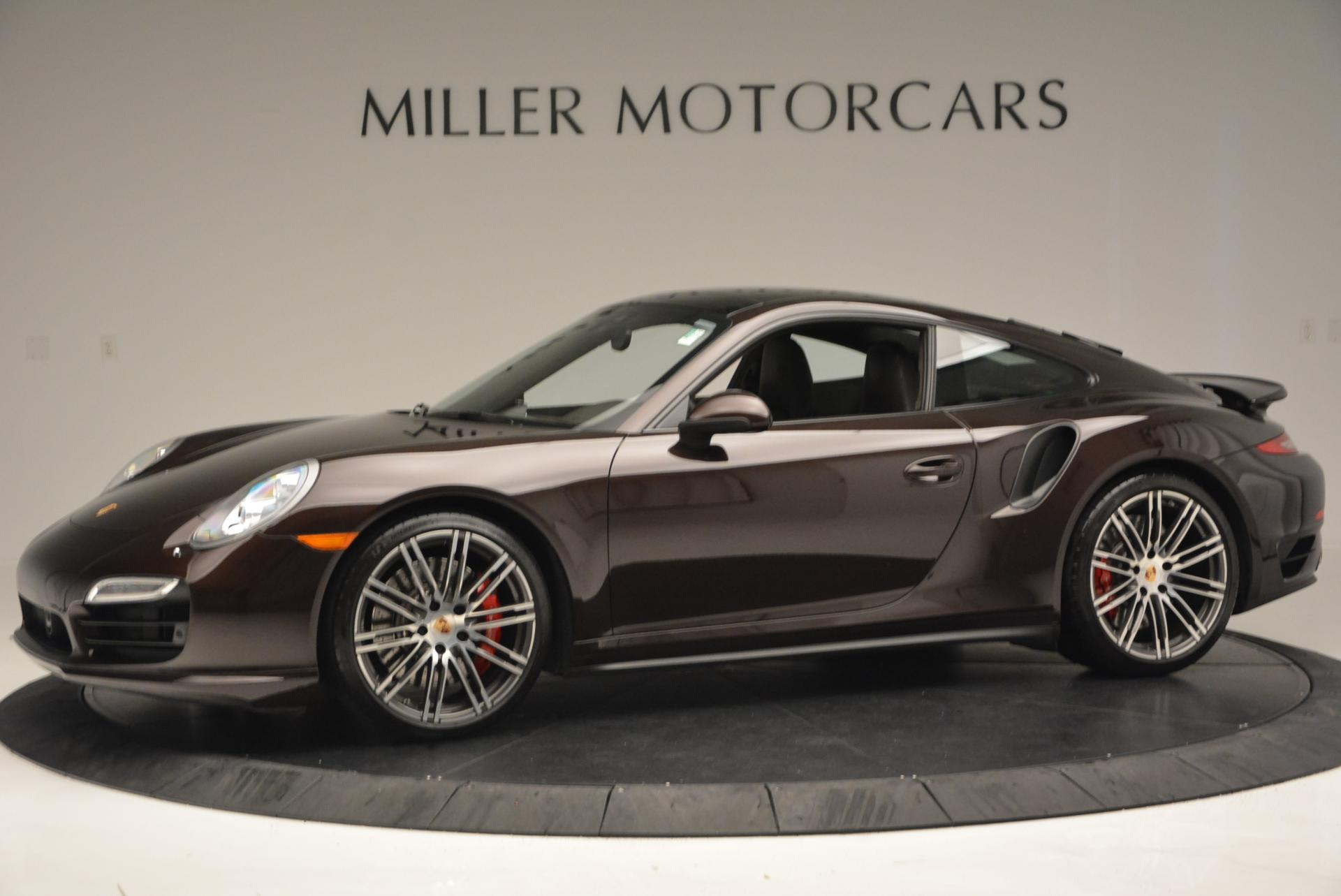 Used 2014 Porsche 911 Turbo For Sale In Greenwich, CT 111_p3