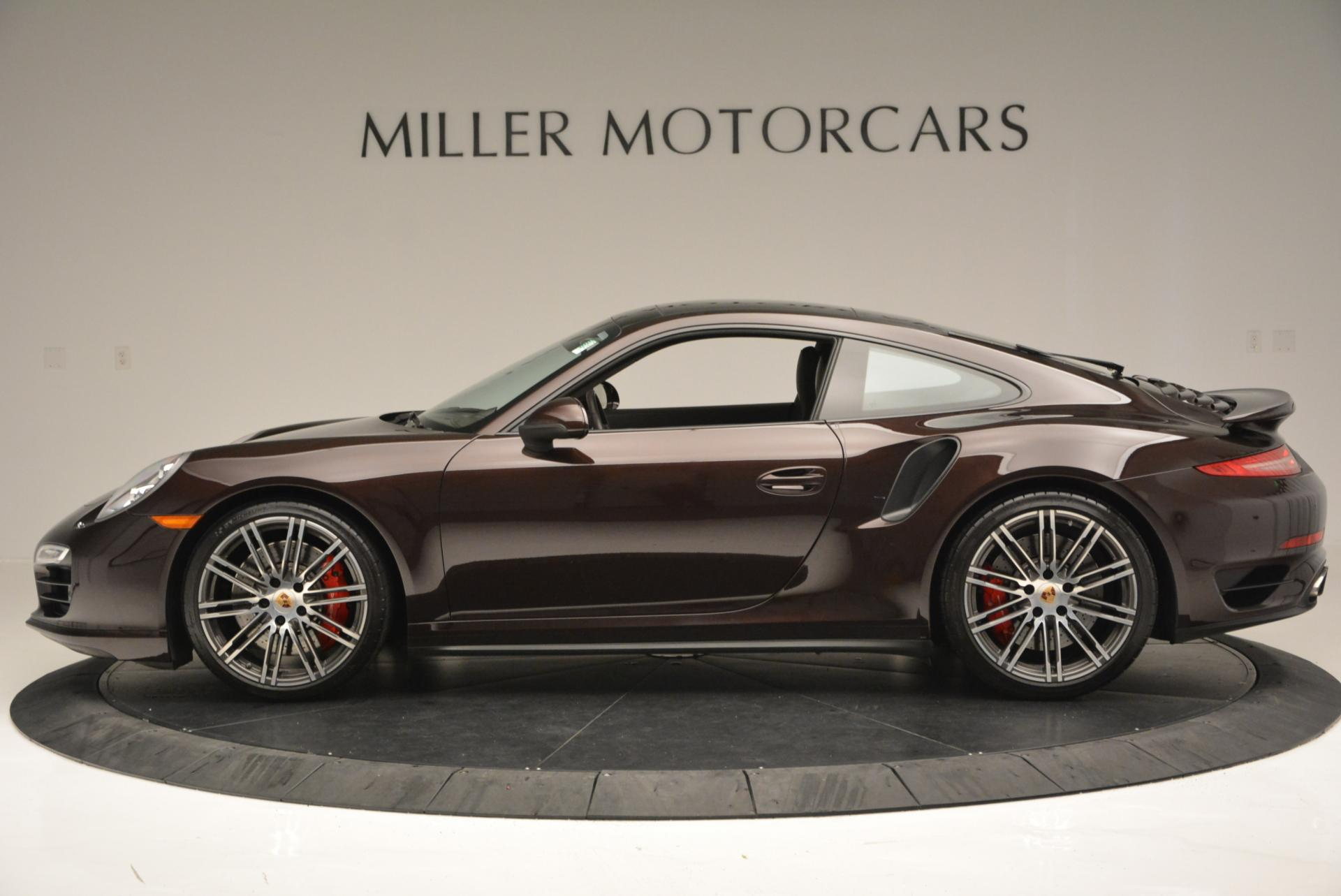 Used 2014 Porsche 911 Turbo For Sale In Greenwich, CT 111_p4