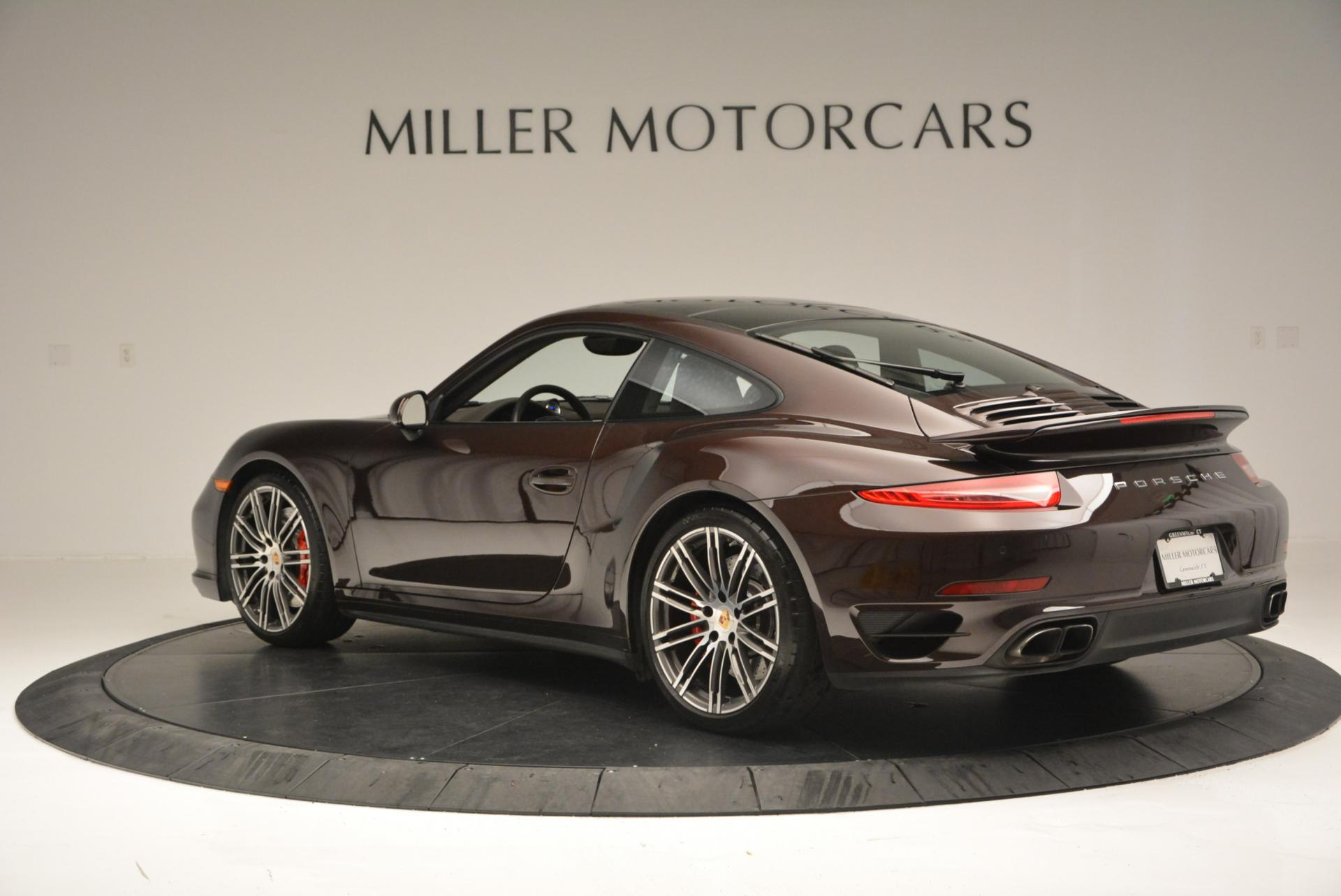 Used 2014 Porsche 911 Turbo For Sale In Greenwich, CT 111_p5