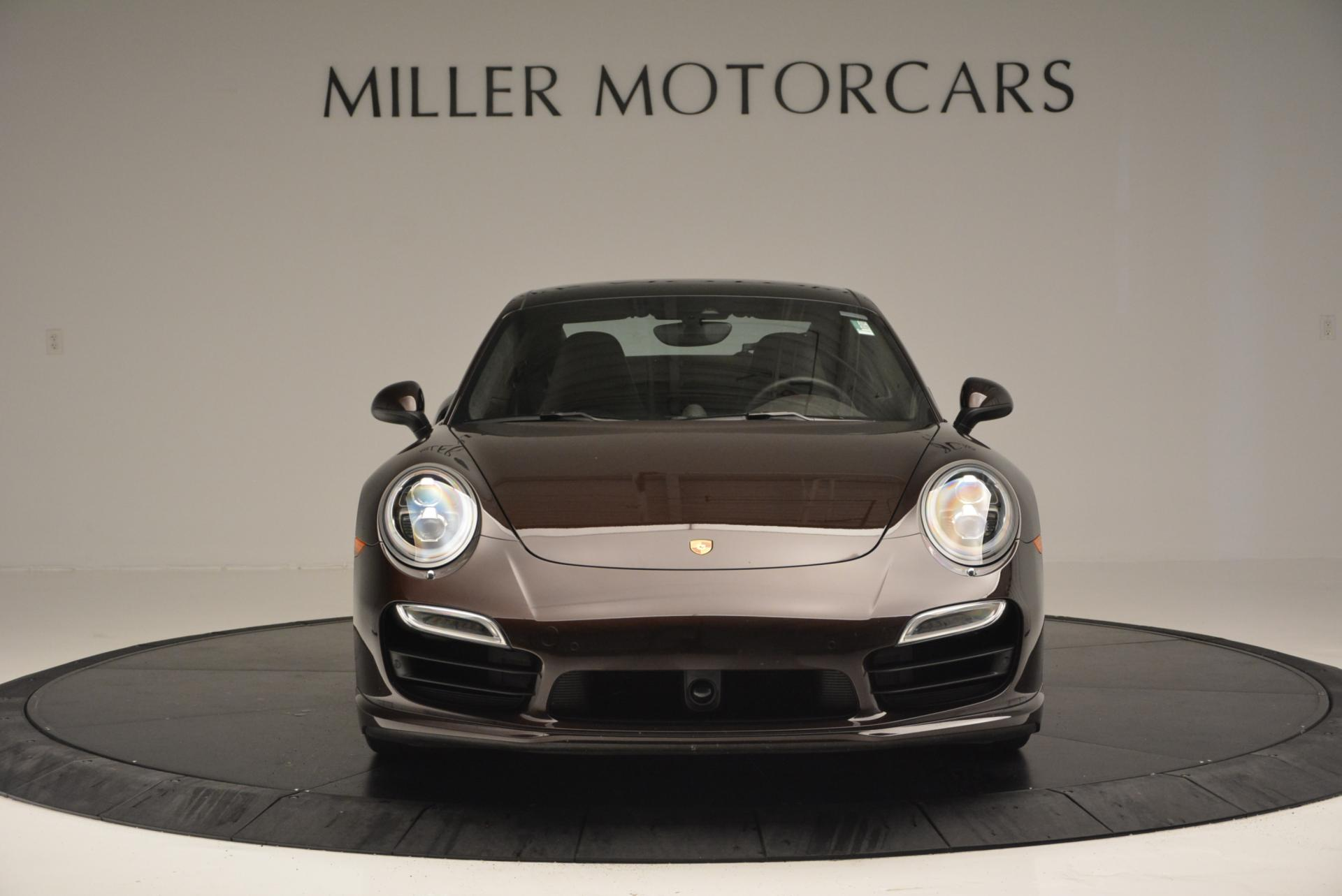 Used 2014 Porsche 911 Turbo For Sale In Greenwich, CT 111_p8