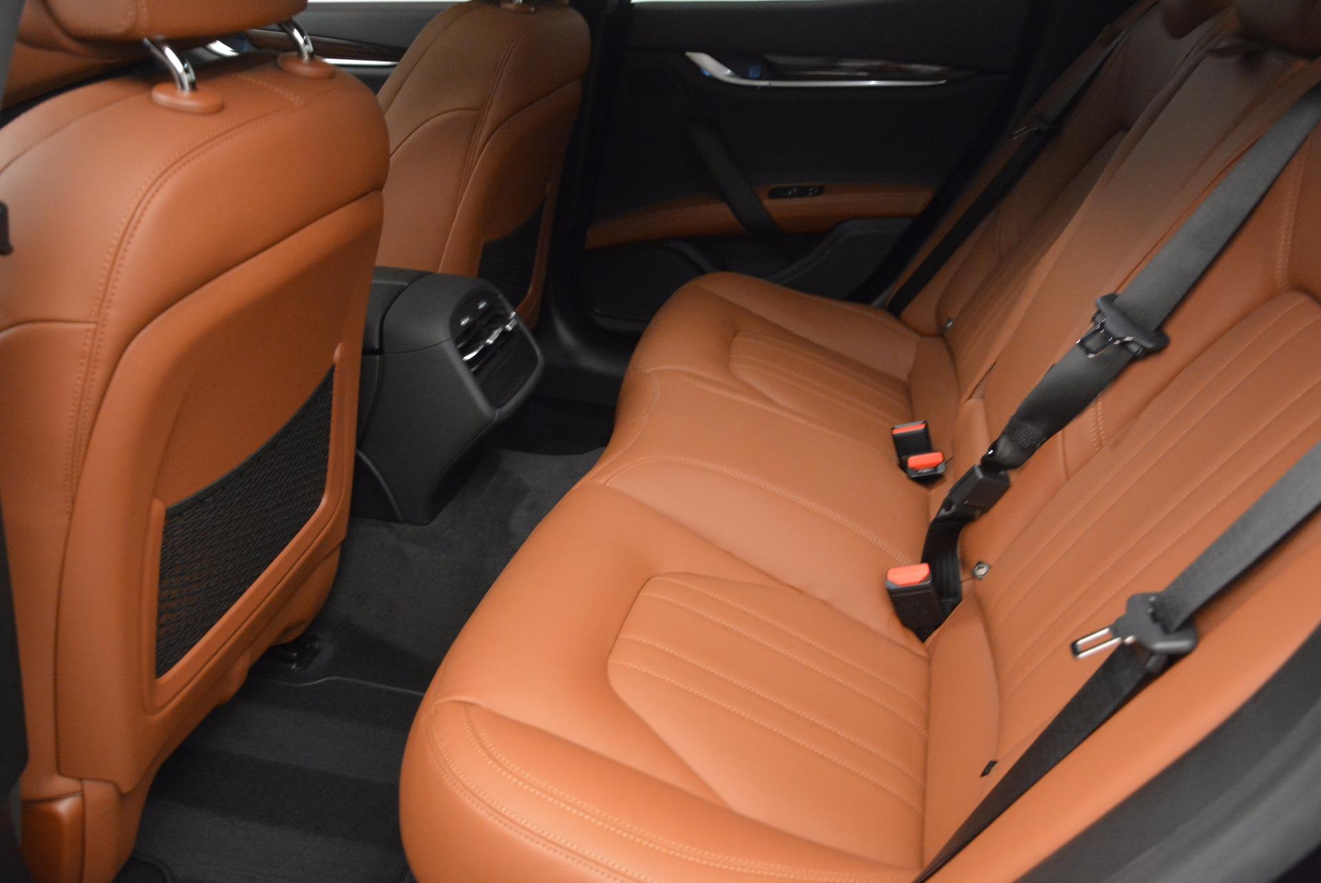New 2017 Maserati Ghibli S Q4 For Sale In Greenwich, CT 1110_p15