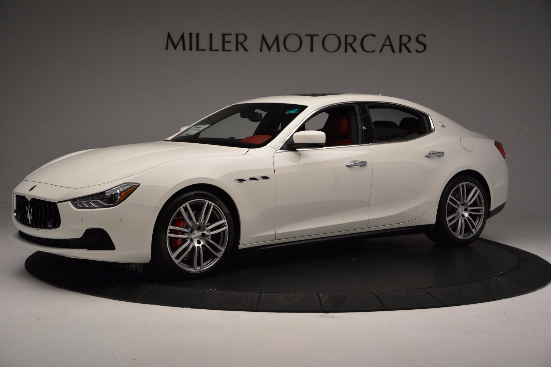 New 2017 Maserati Ghibli S Q4 For Sale In Greenwich, CT 1111_p2