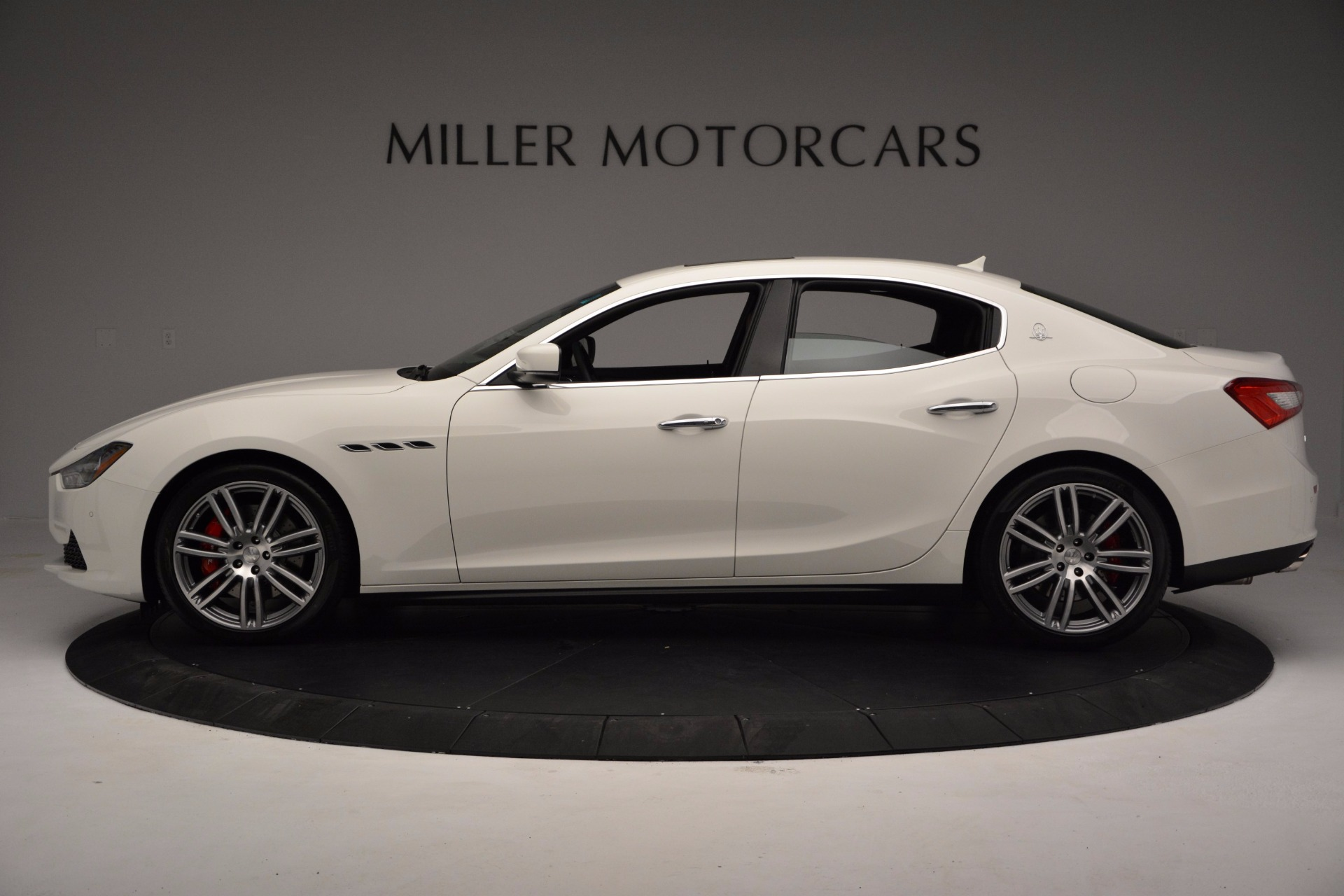 New 2017 Maserati Ghibli S Q4 For Sale In Greenwich, CT 1111_p3