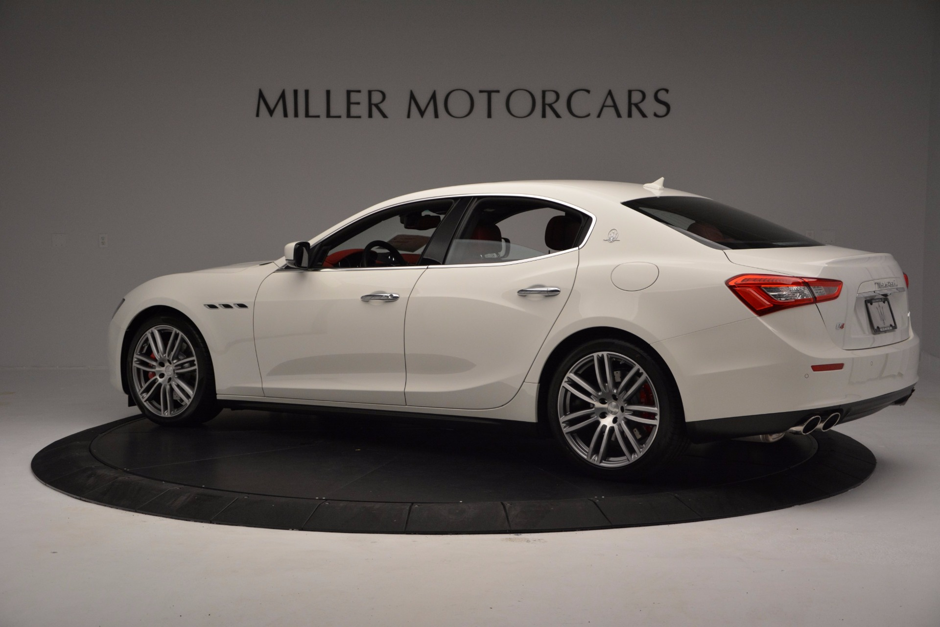 New 2017 Maserati Ghibli S Q4 For Sale In Greenwich, CT 1111_p4