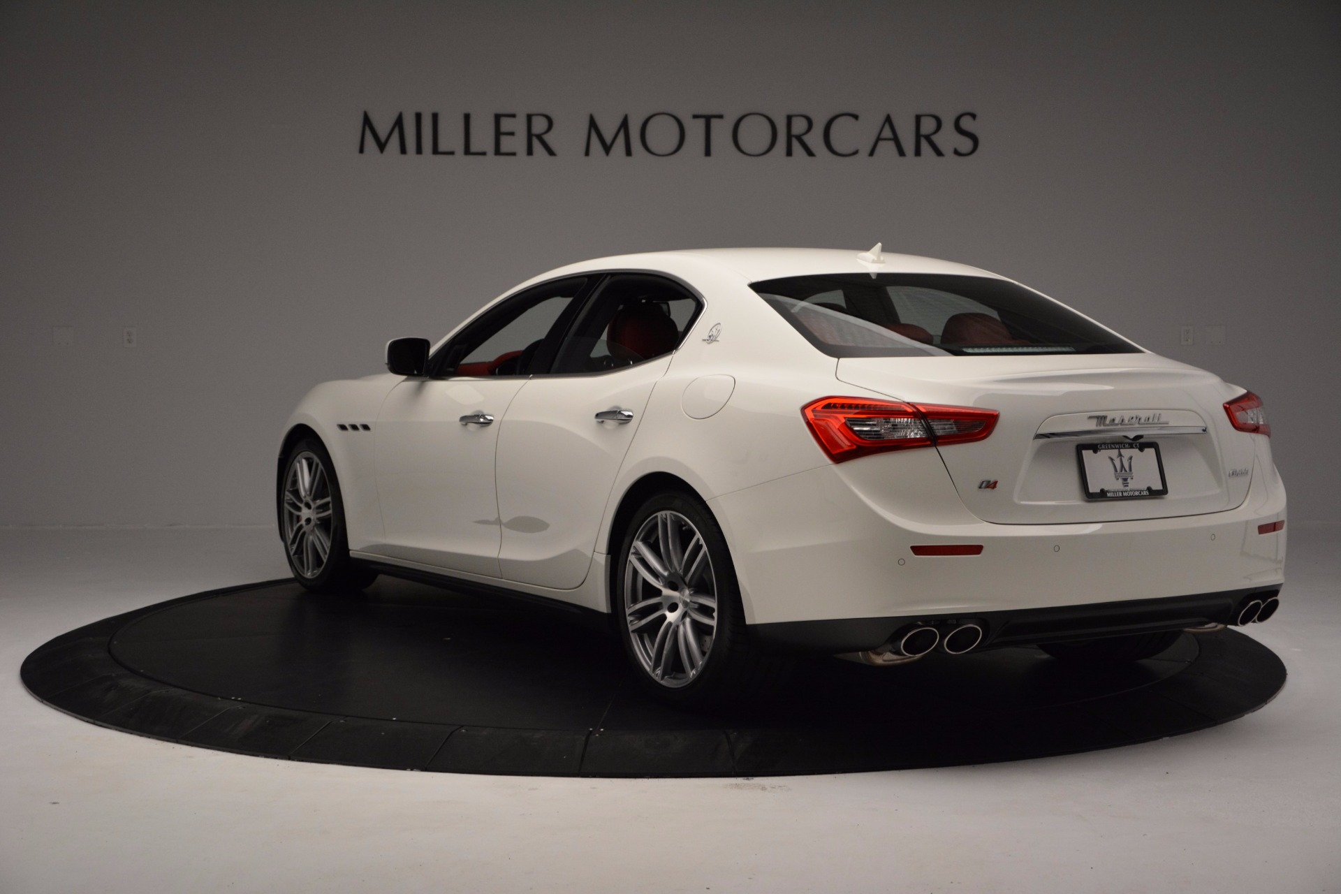 New 2017 Maserati Ghibli S Q4 For Sale In Greenwich, CT 1111_p5