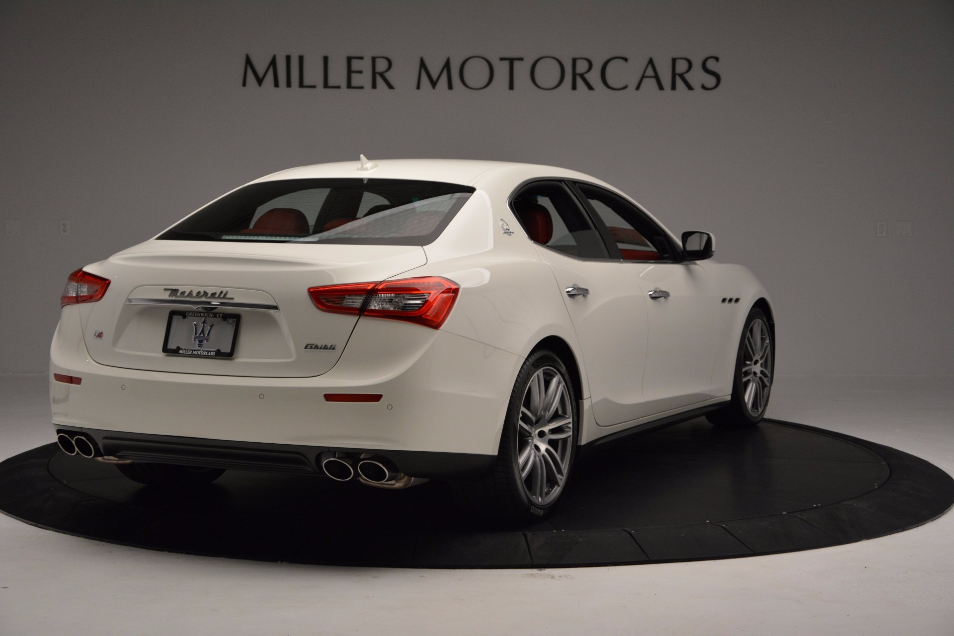 New 2017 Maserati Ghibli S Q4 For Sale In Greenwich, CT 1111_p7