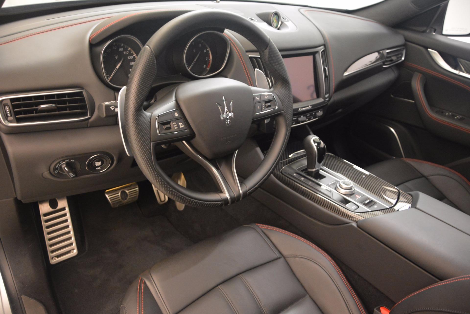 Used 2017 Maserati Levante S For Sale In Greenwich, CT 1112_p13