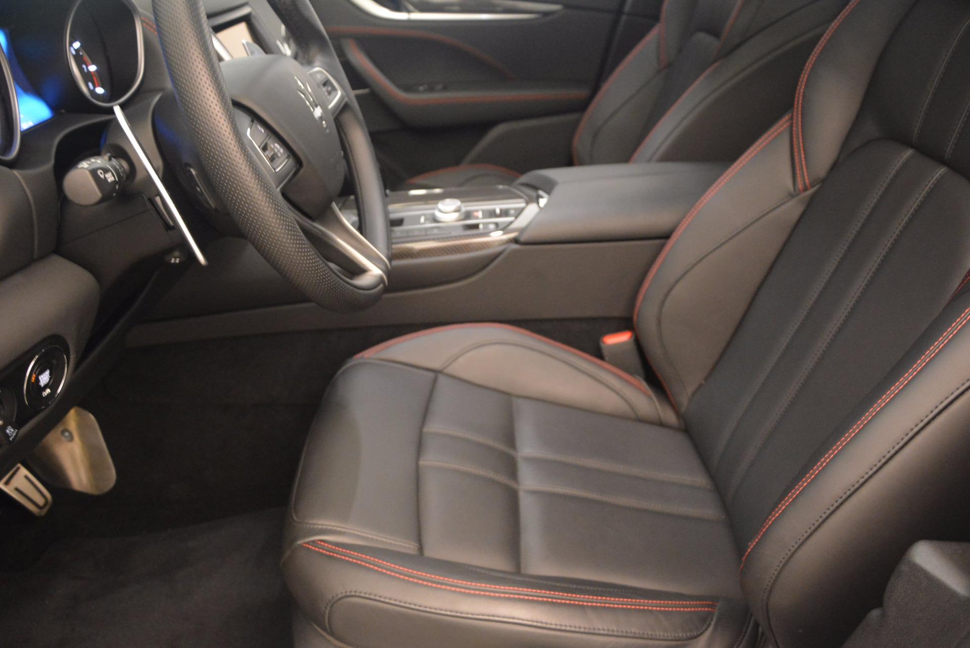 Used 2017 Maserati Levante S For Sale In Greenwich, CT 1112_p14