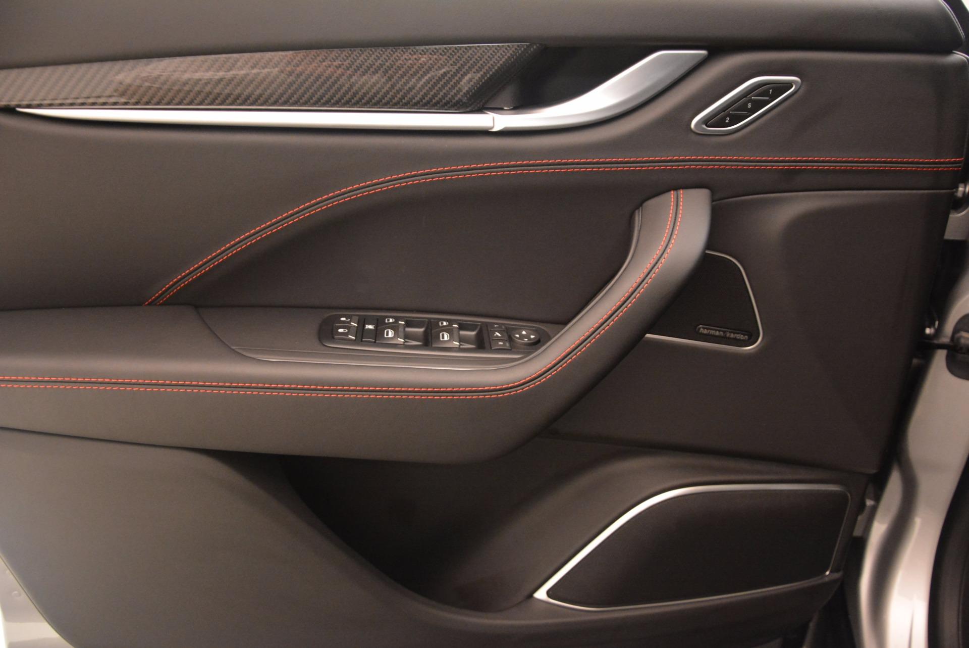 Used 2017 Maserati Levante S For Sale In Greenwich, CT 1112_p16
