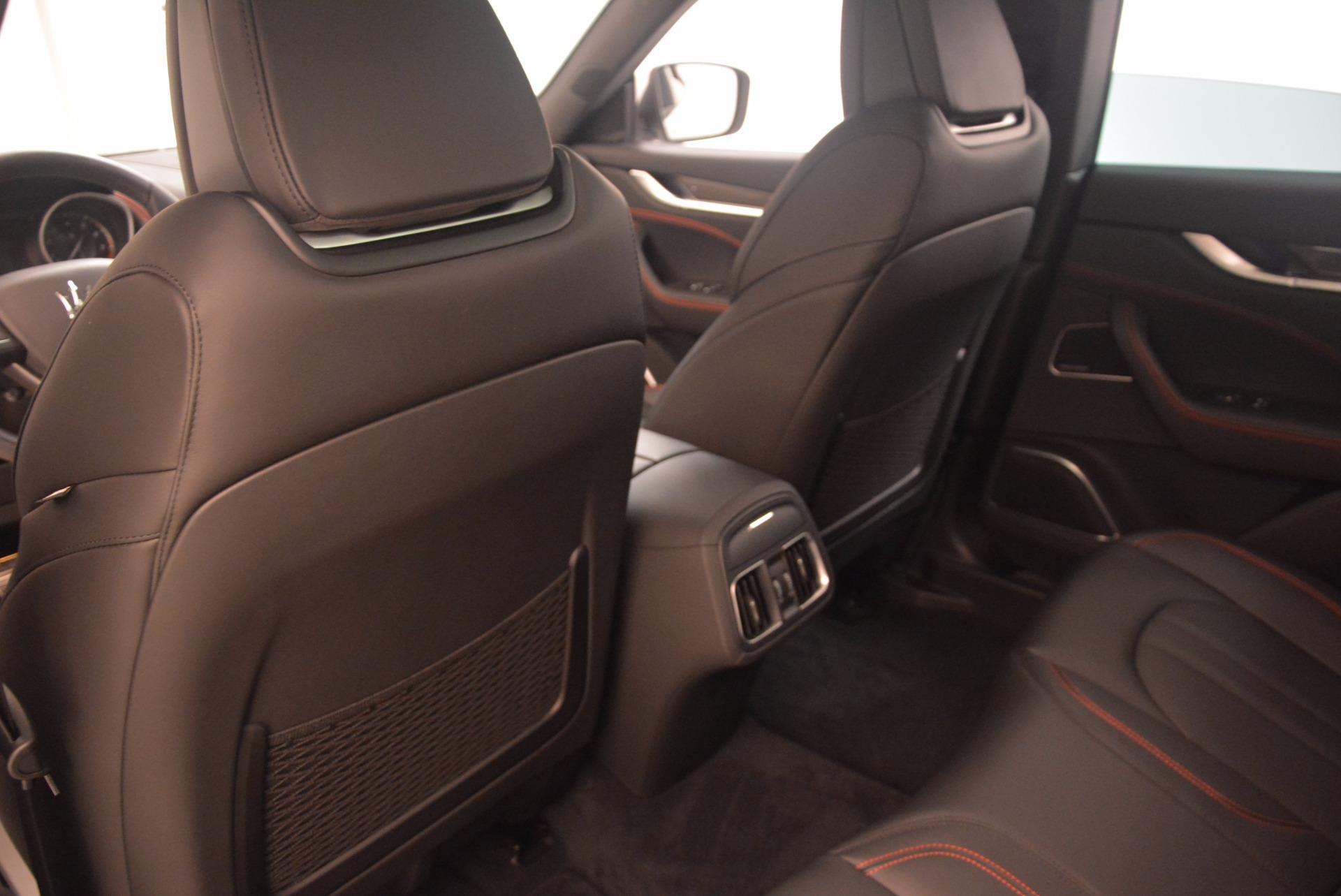 Used 2017 Maserati Levante S For Sale In Greenwich, CT 1112_p17