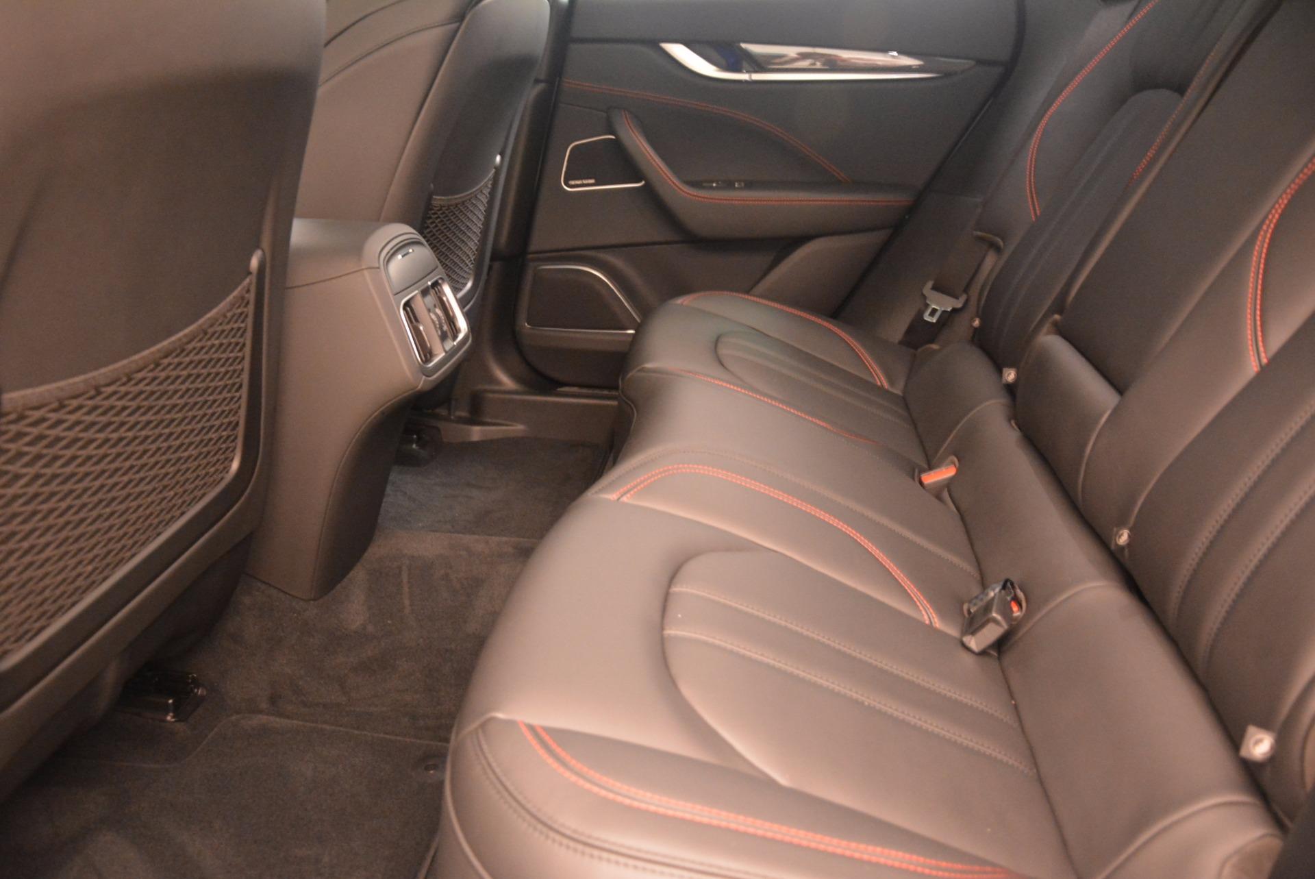 Used 2017 Maserati Levante S For Sale In Greenwich, CT 1112_p18
