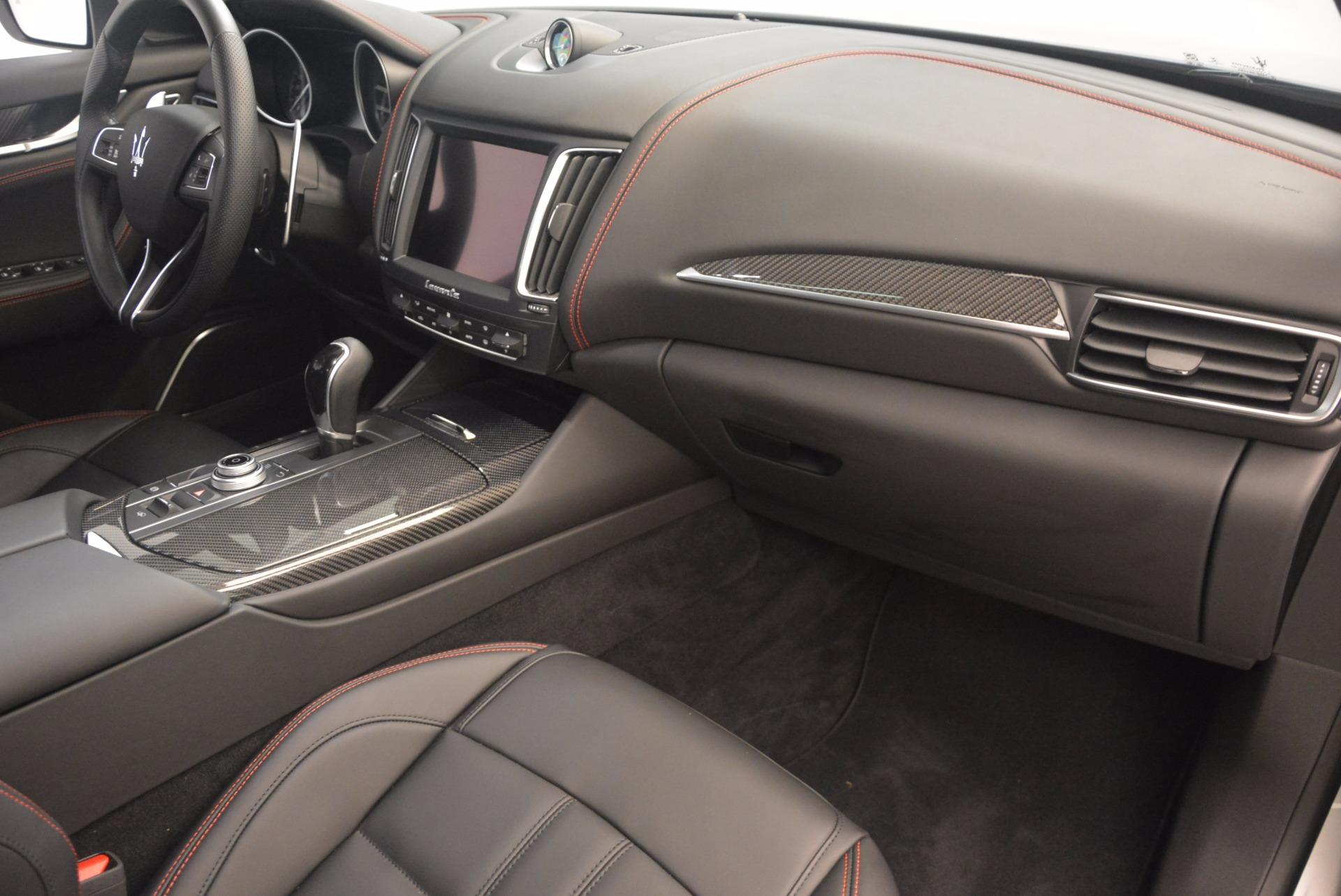 Used 2017 Maserati Levante S For Sale In Greenwich, CT 1112_p20