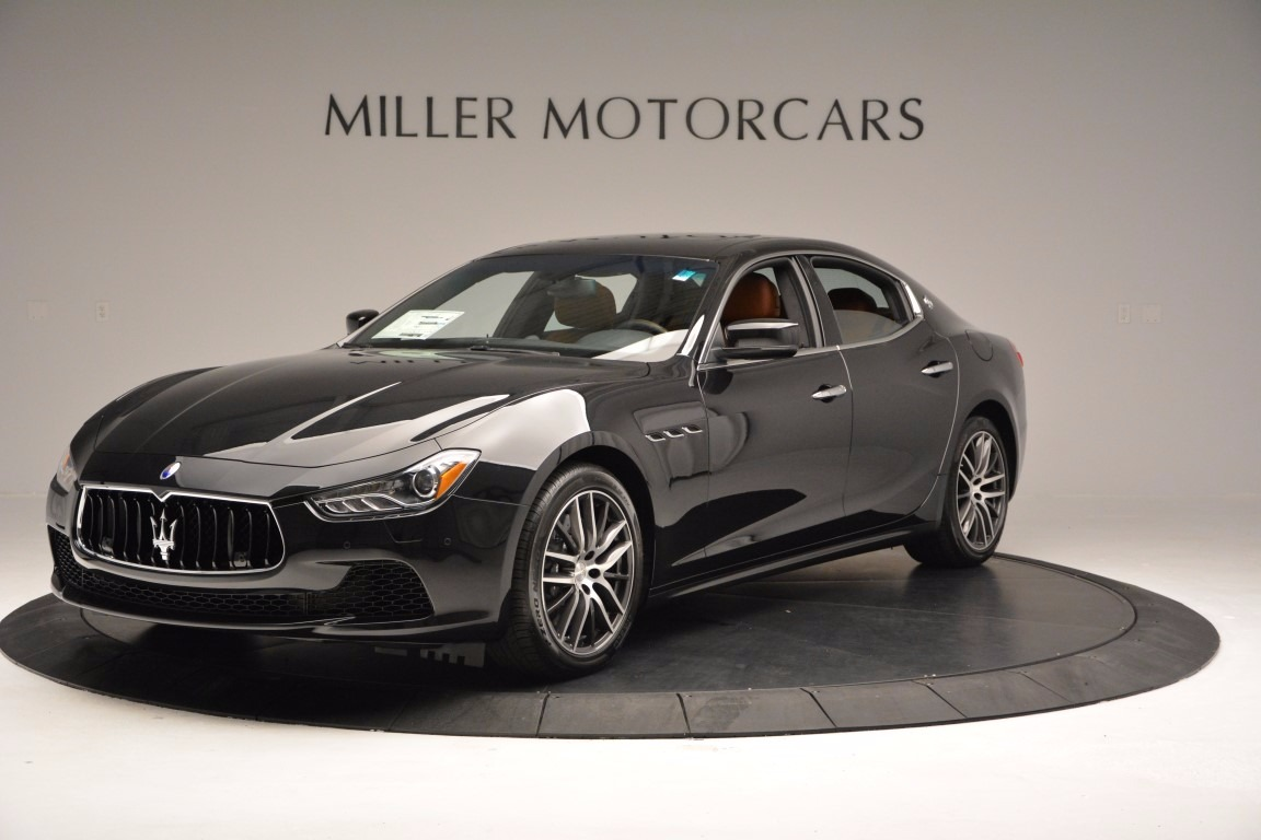New 2017 Maserati Ghibli S Q4 For Sale In Greenwich, CT 1113_main