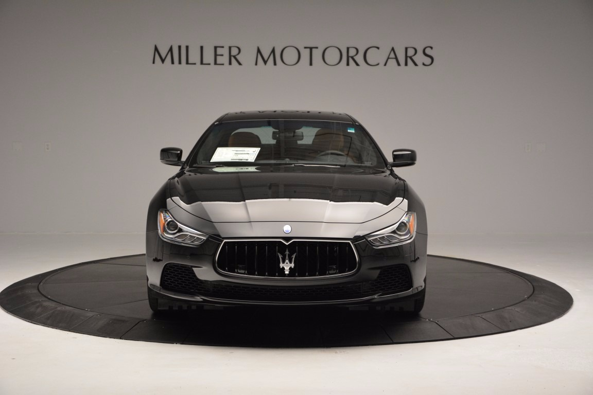 New 2017 Maserati Ghibli S Q4 For Sale In Greenwich, CT 1113_p11