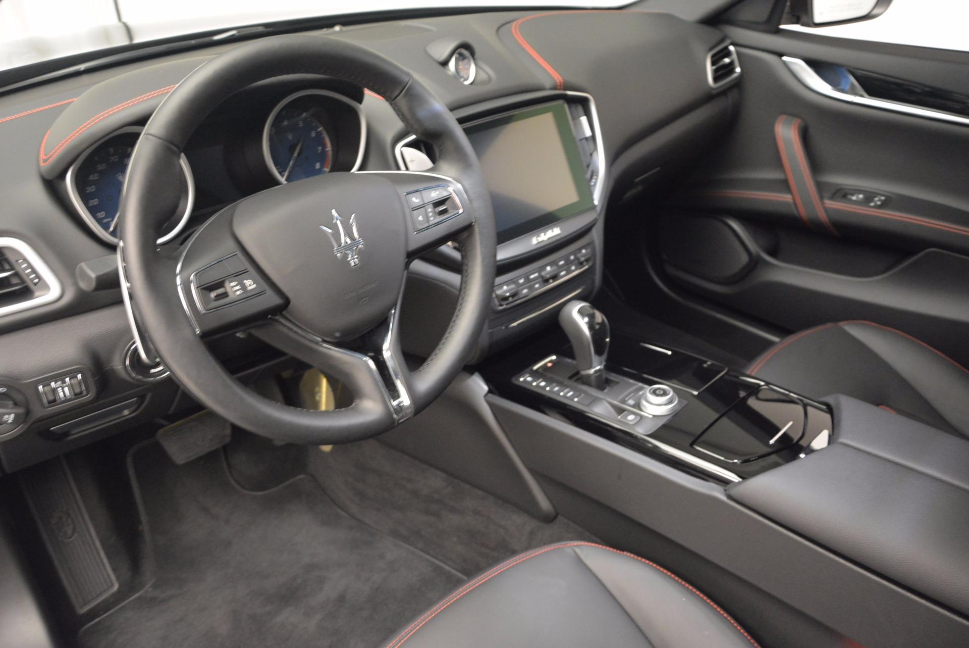 New 2017 Maserati Ghibli S Q4 For Sale In Greenwich, CT 1113_p12