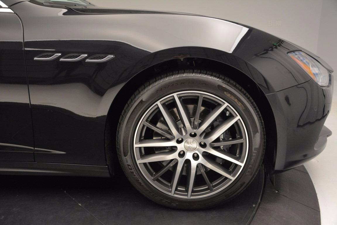 New 2017 Maserati Ghibli S Q4 For Sale In Greenwich, CT 1113_p24
