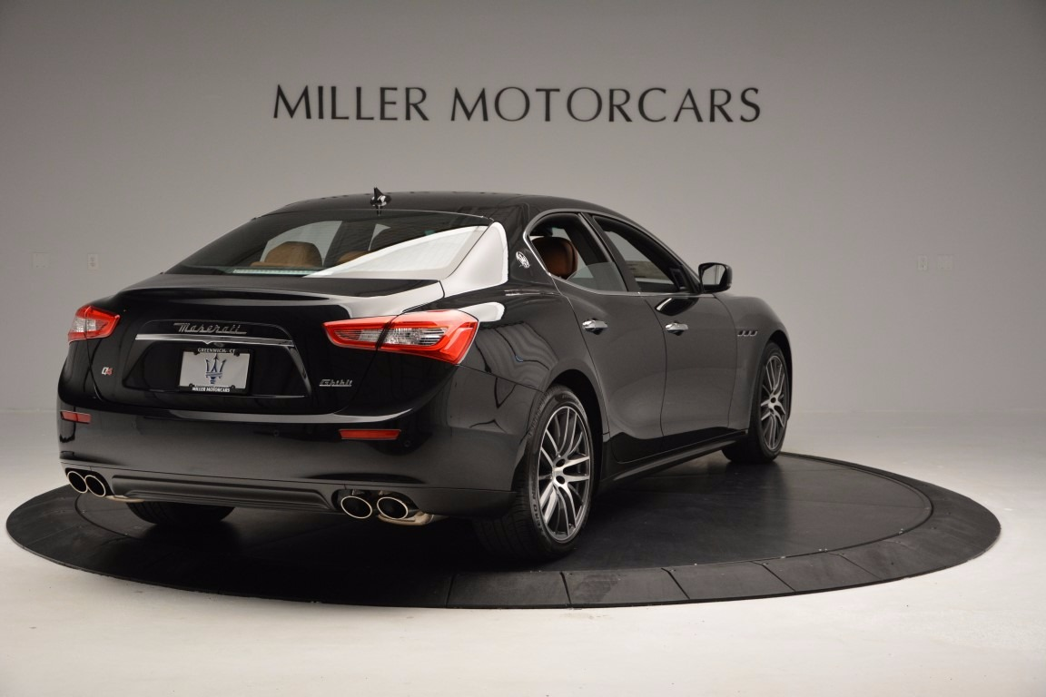 New 2017 Maserati Ghibli S Q4 For Sale In Greenwich, CT 1113_p6