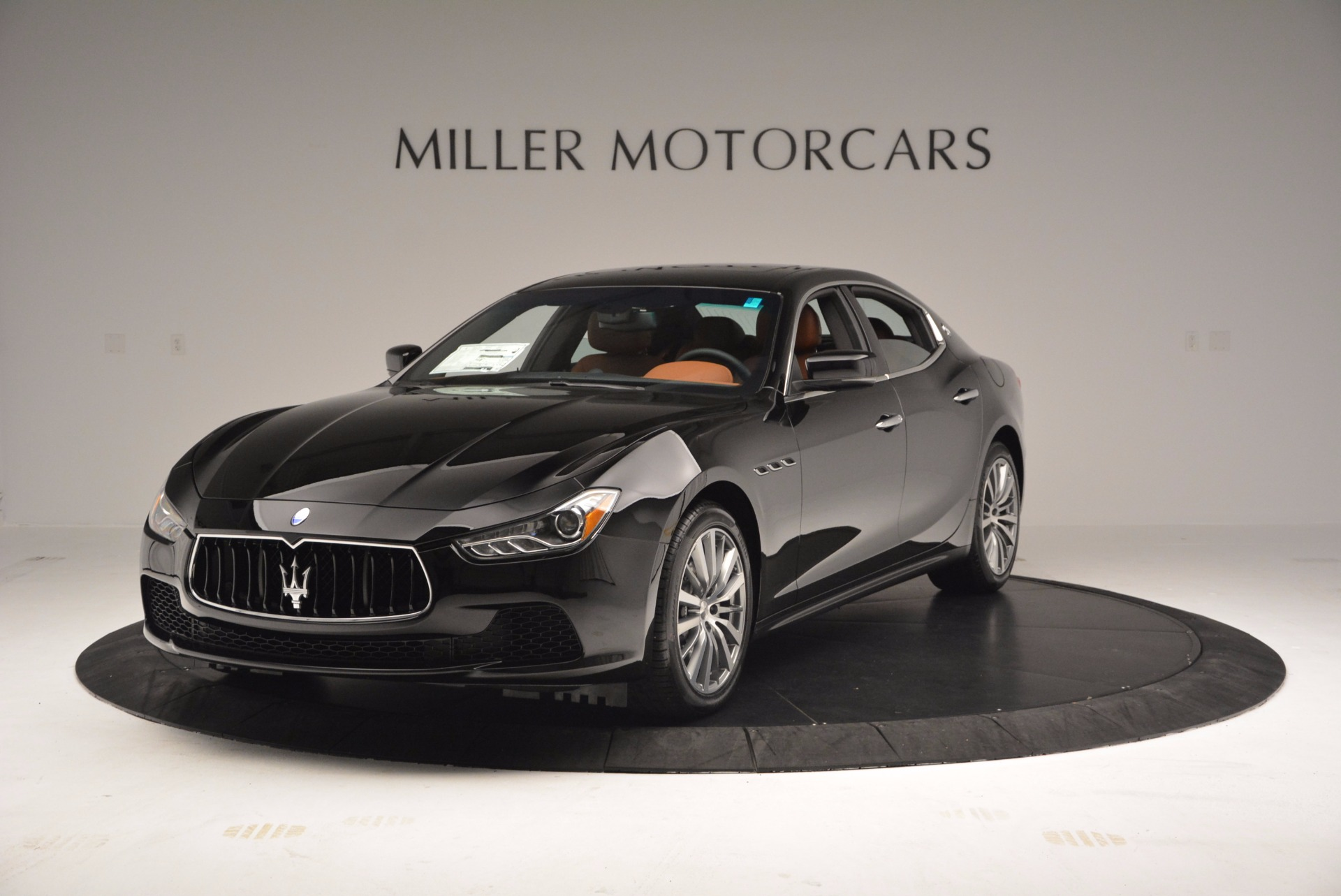 New 2017 Maserati Ghibli S Q4 EX-LOANER For Sale In Greenwich, CT 1115_main