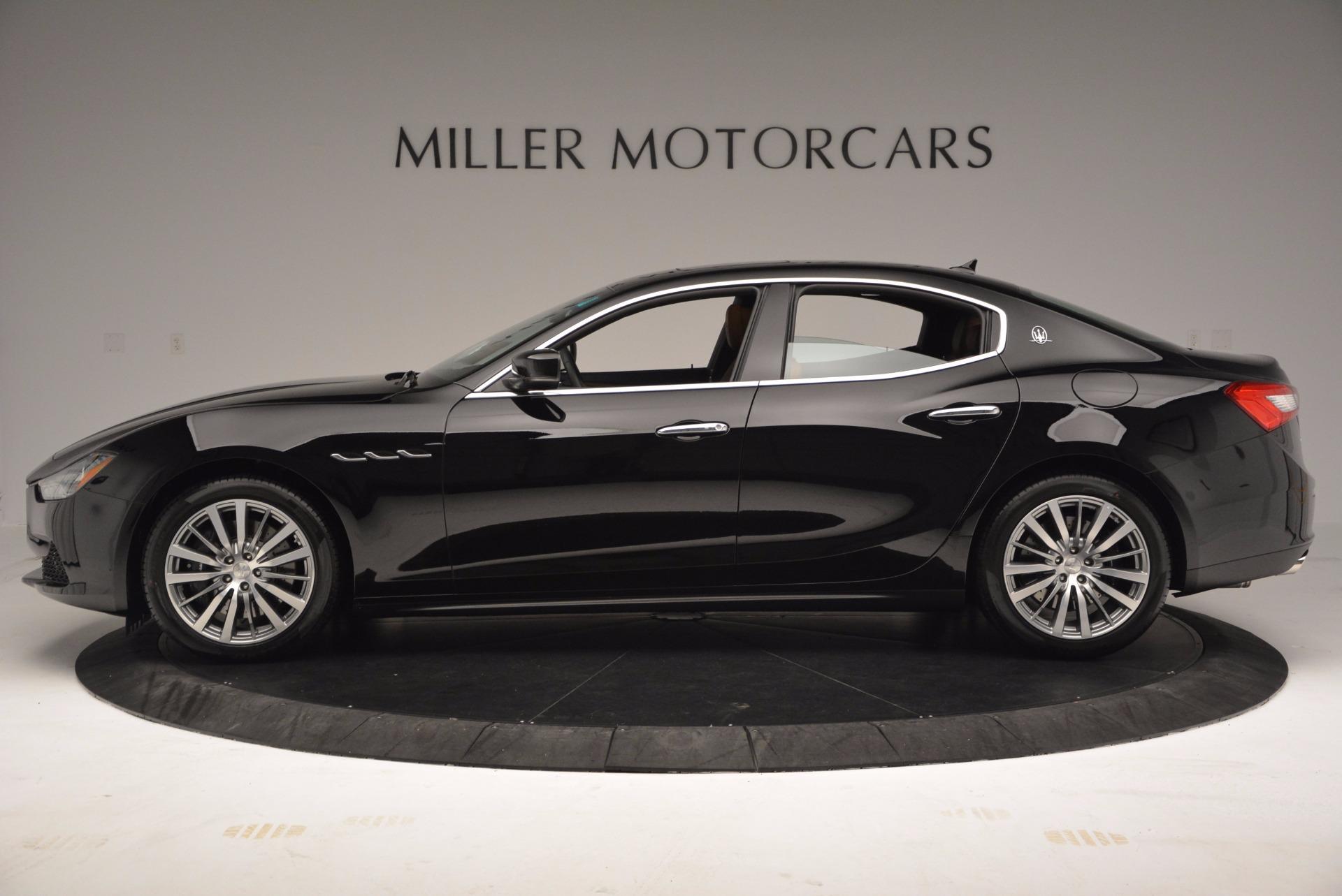 New 2017 Maserati Ghibli S Q4 EX-LOANER For Sale In Greenwich, CT 1115_p3