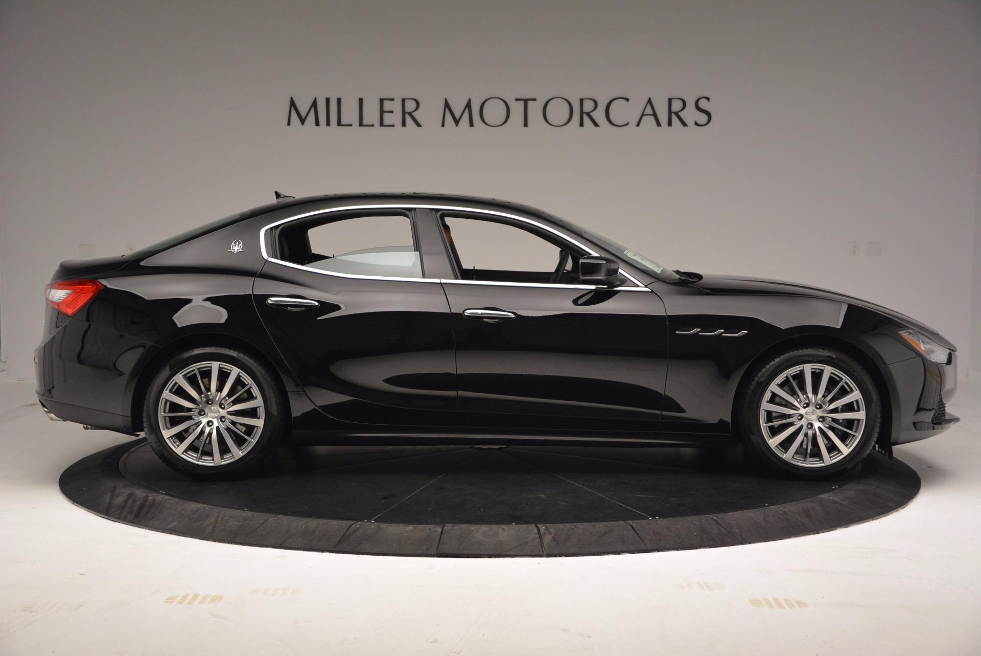 New 2017 Maserati Ghibli S Q4 EX-LOANER For Sale In Greenwich, CT 1115_p9