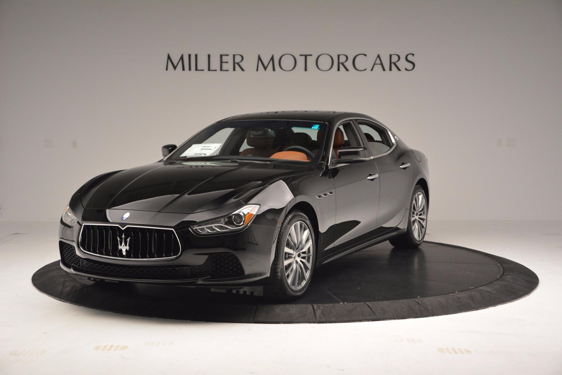 New 2017 Maserati Ghibli S Q4 EX-Loaner For Sale In Greenwich, CT 1116_main