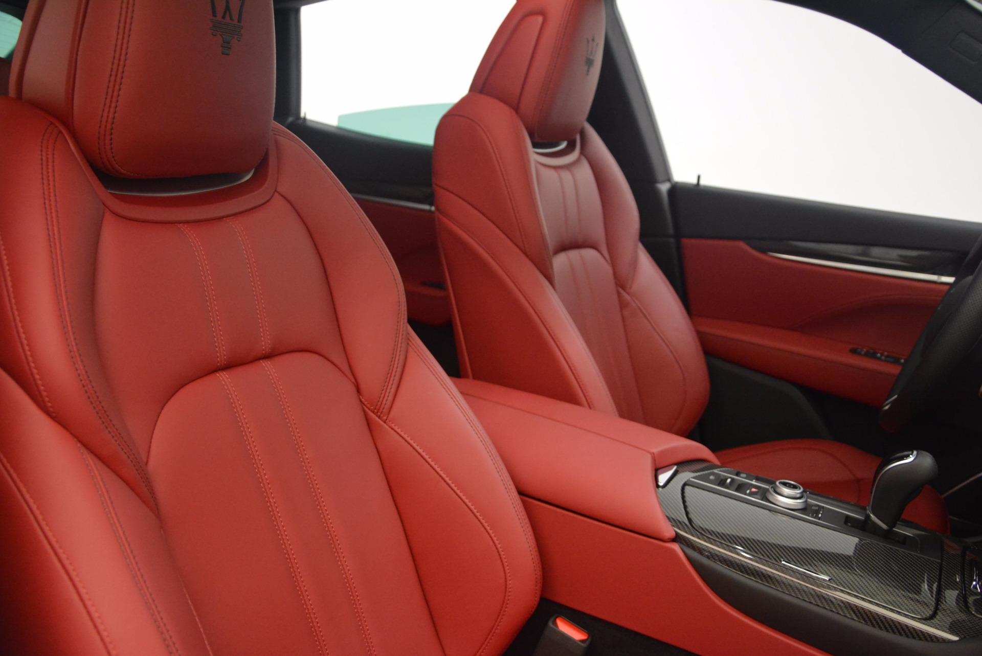New 2017 Maserati Levante S For Sale In Greenwich, CT 1117_p26