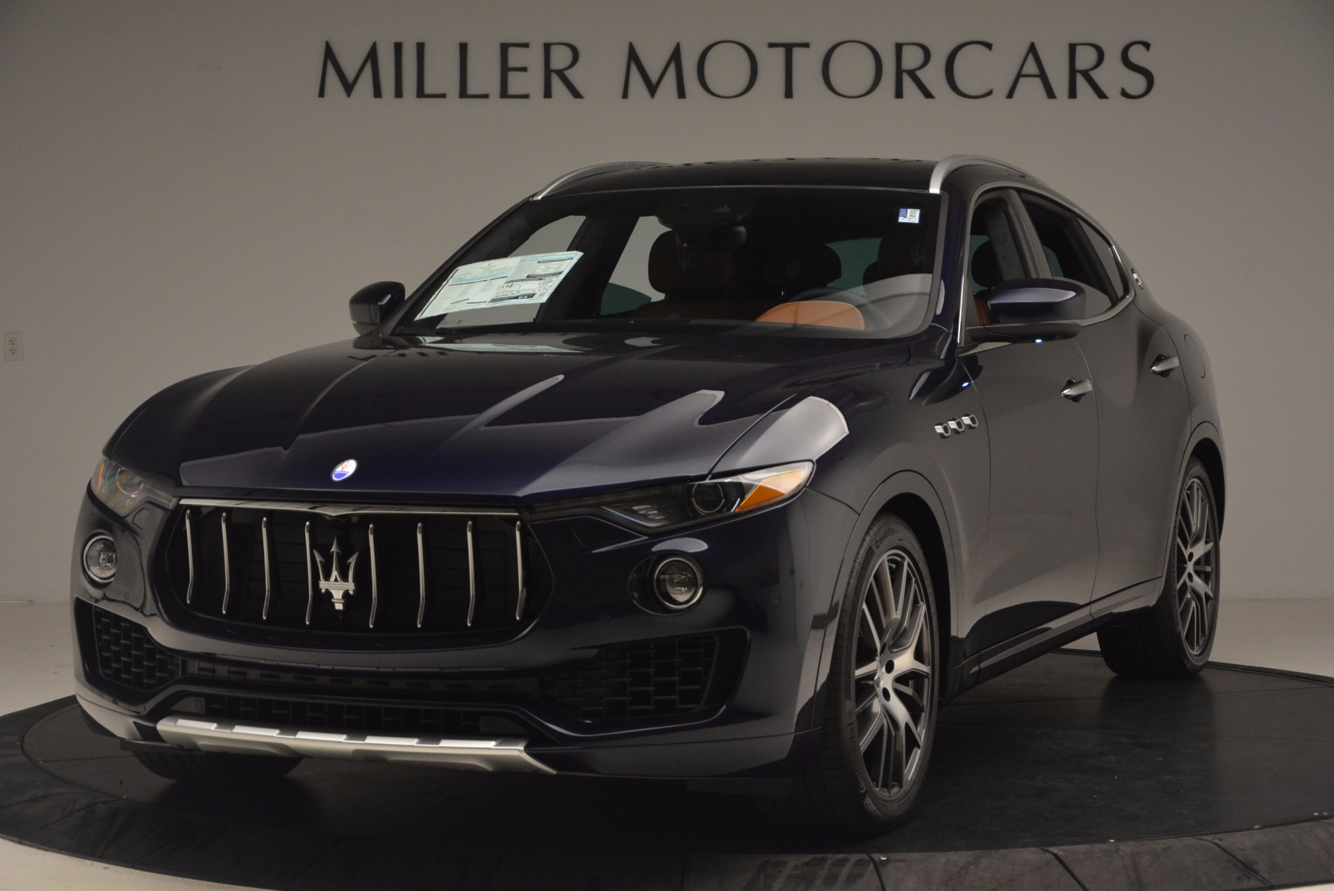 New 2017 Maserati Levante  For Sale In Greenwich, CT 1118_main