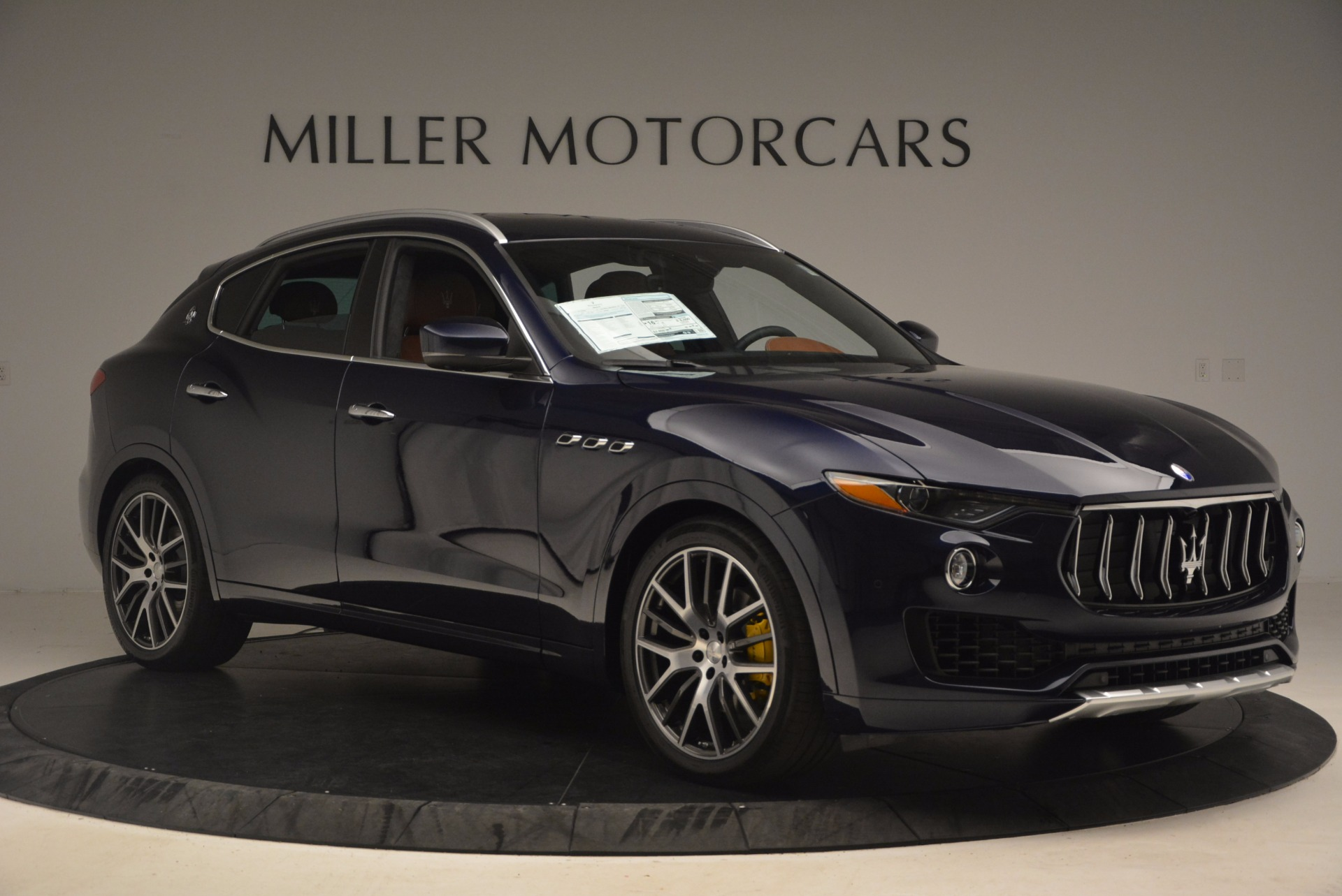 New 2017 Maserati Levante  For Sale In Greenwich, CT 1118_p11
