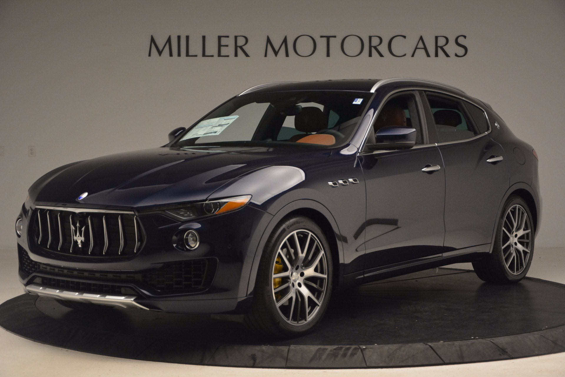 New 2017 Maserati Levante  For Sale In Greenwich, CT 1118_p2