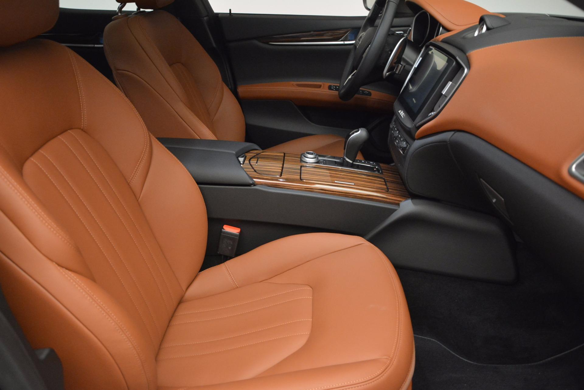 New 2017 Maserati Ghibli S Q4 For Sale In Greenwich, CT 1119_p18