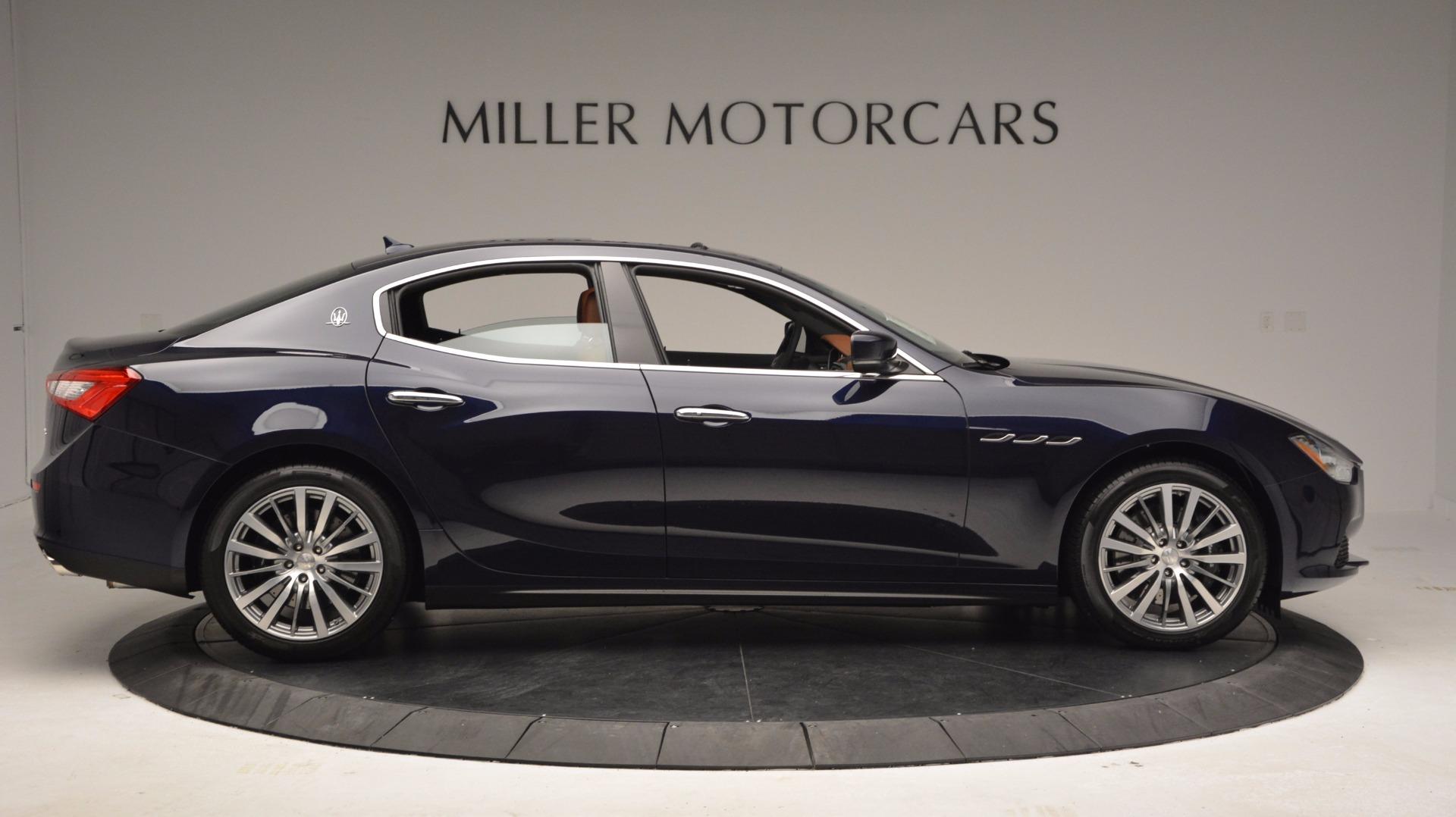 New 2017 Maserati Ghibli S Q4 For Sale In Greenwich, CT 1119_p9