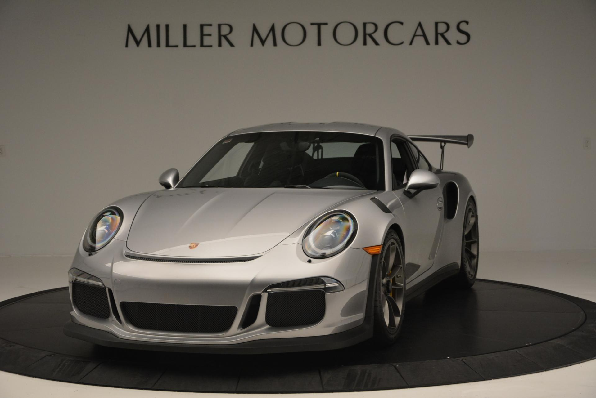 Used 2016 Porsche 911 GT3 RS For Sale In Greenwich, CT 112_main