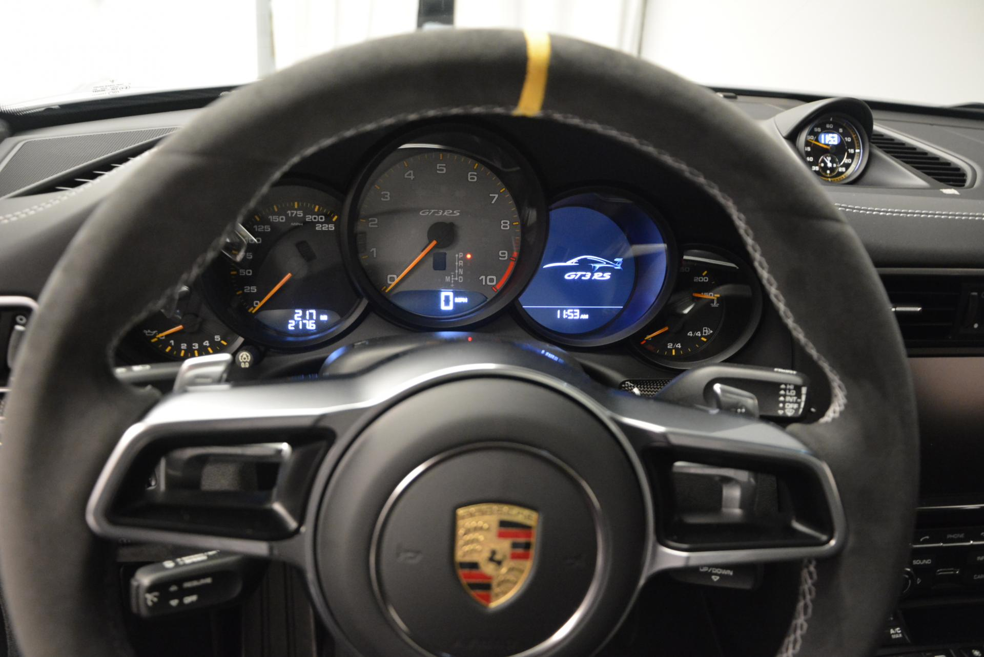 Used 2016 Porsche 911 GT3 RS For Sale In Greenwich, CT 112_p16